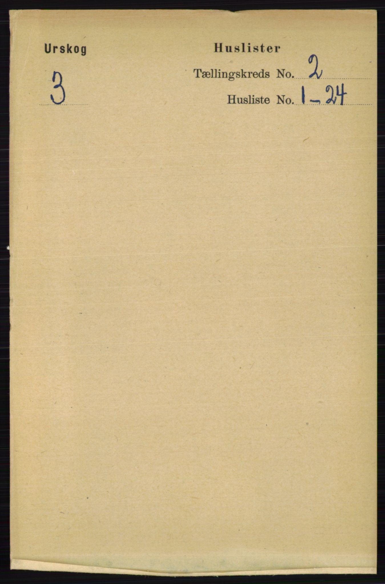 RA, Folketelling 1891 for 0224 Aurskog herred, 1891, s. 162
