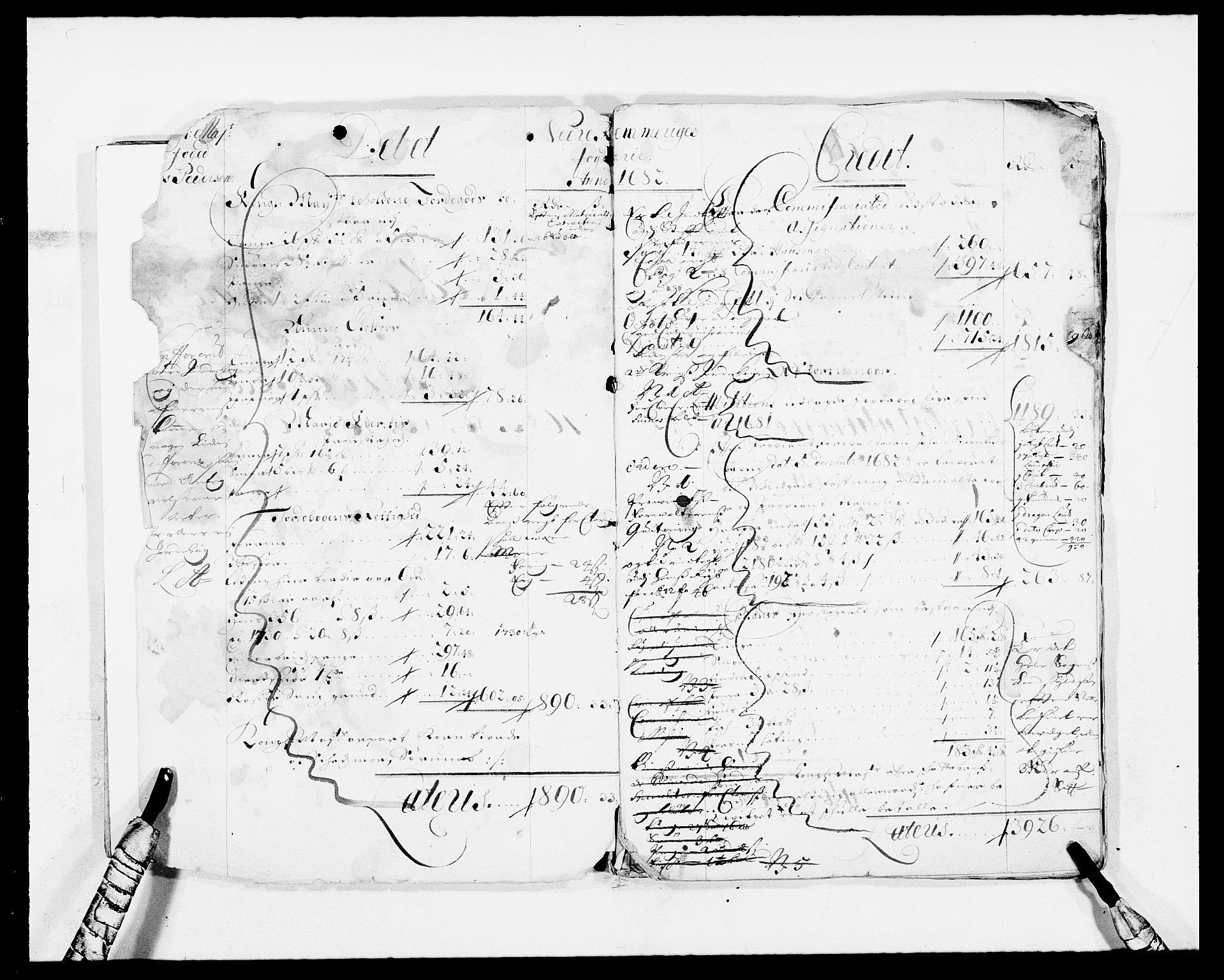 RA, Rentekammeret inntil 1814, Reviderte regnskaper, Fogderegnskap, R11/L0573: Fogderegnskap Nedre Romerike, 1679-1688, s. 156