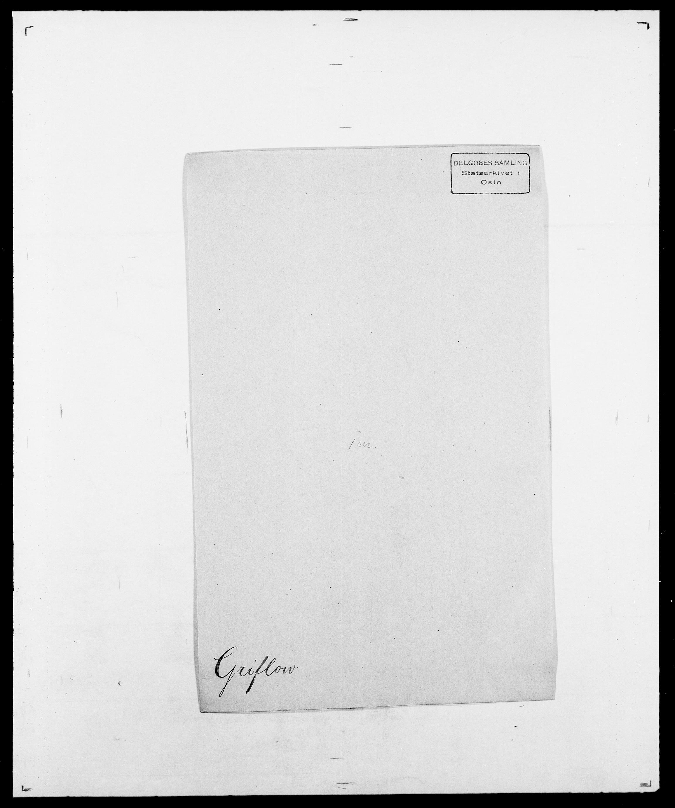 SAO, Delgobe, Charles Antoine - samling, D/Da/L0014: Giebdhausen - Grip, s. 649
