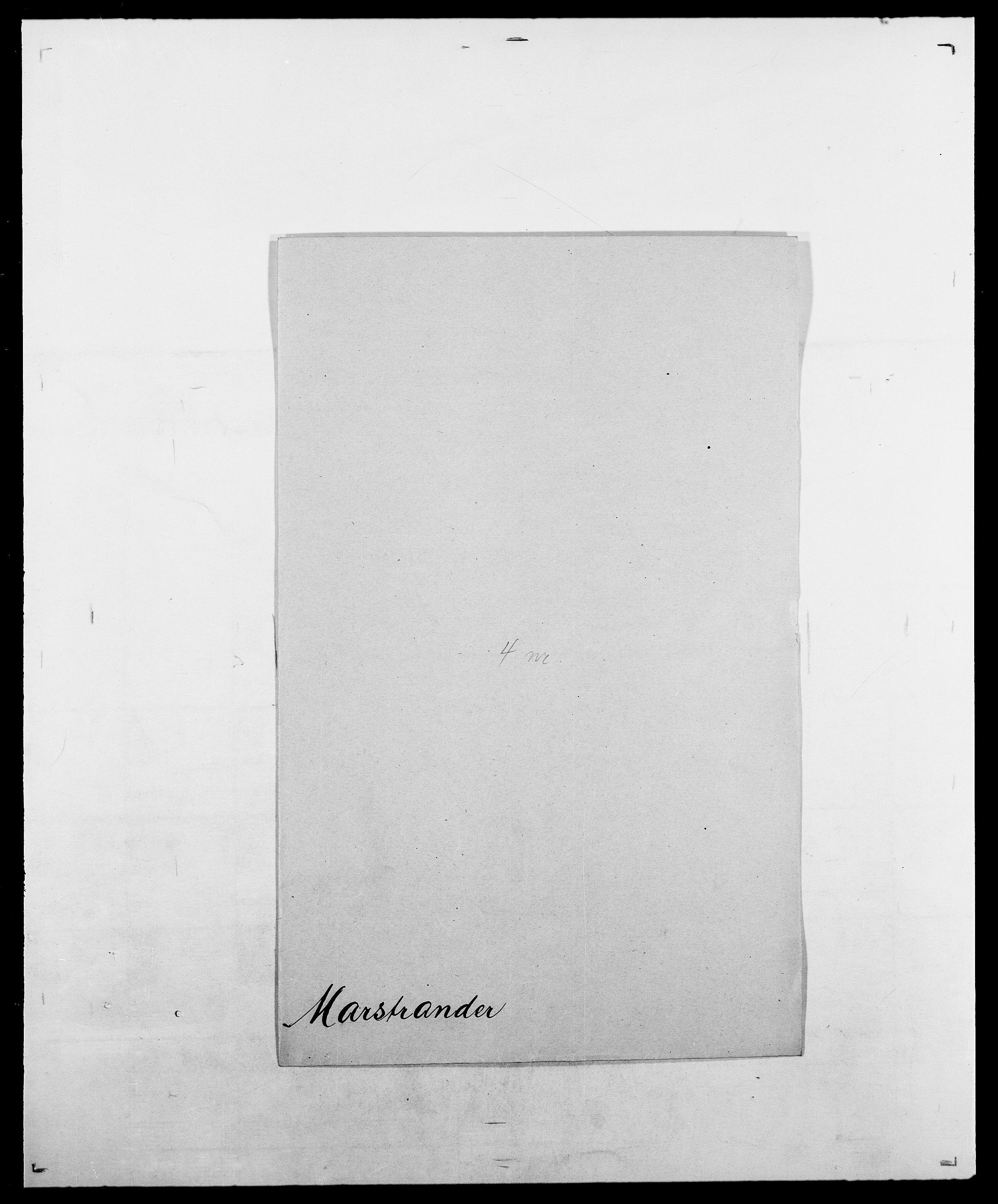 SAO, Delgobe, Charles Antoine - samling, D/Da/L0025: Løberg - Mazar, s. 460
