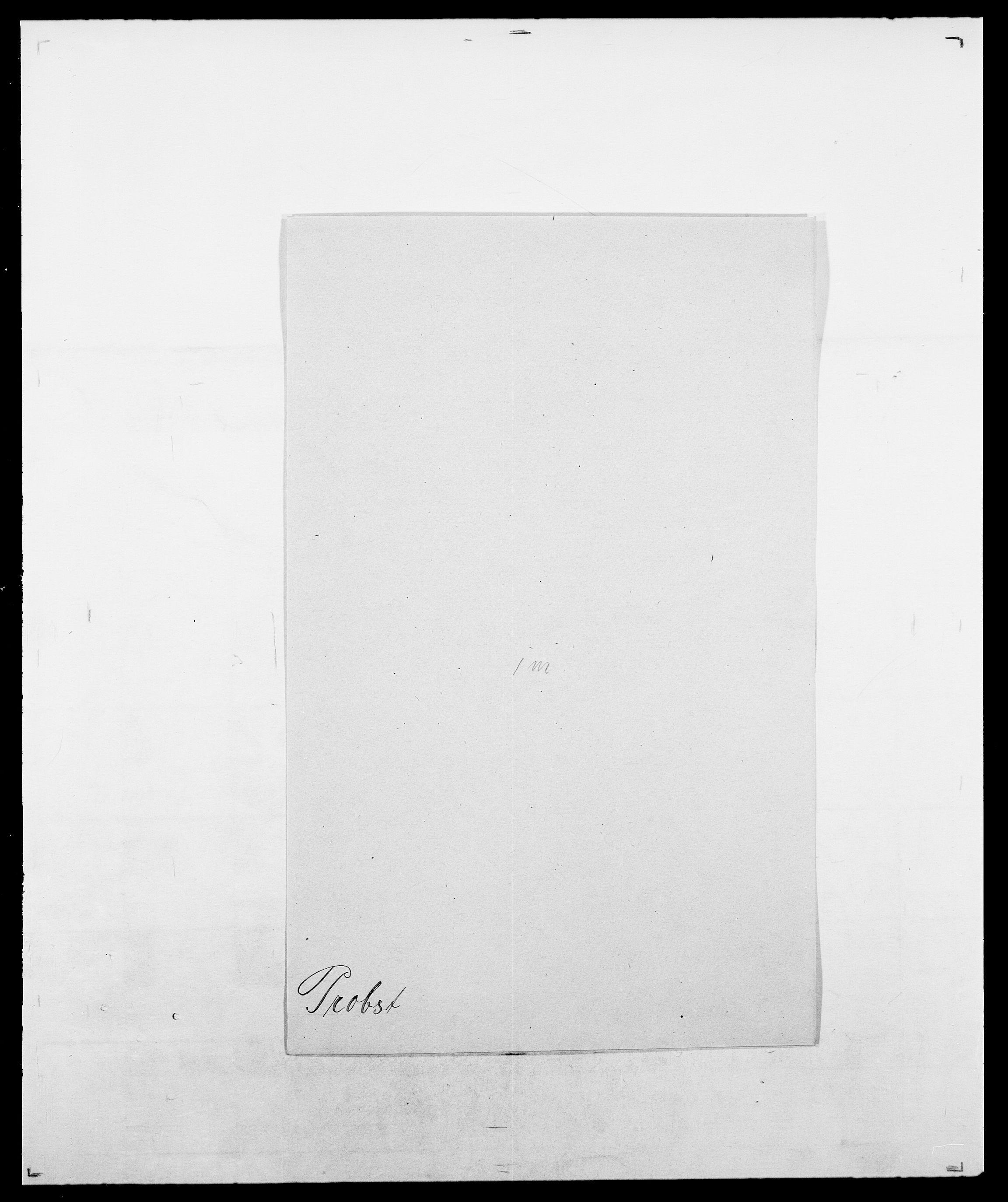 SAO, Delgobe, Charles Antoine - samling, D/Da/L0031: de Place - Raaum, s. 361