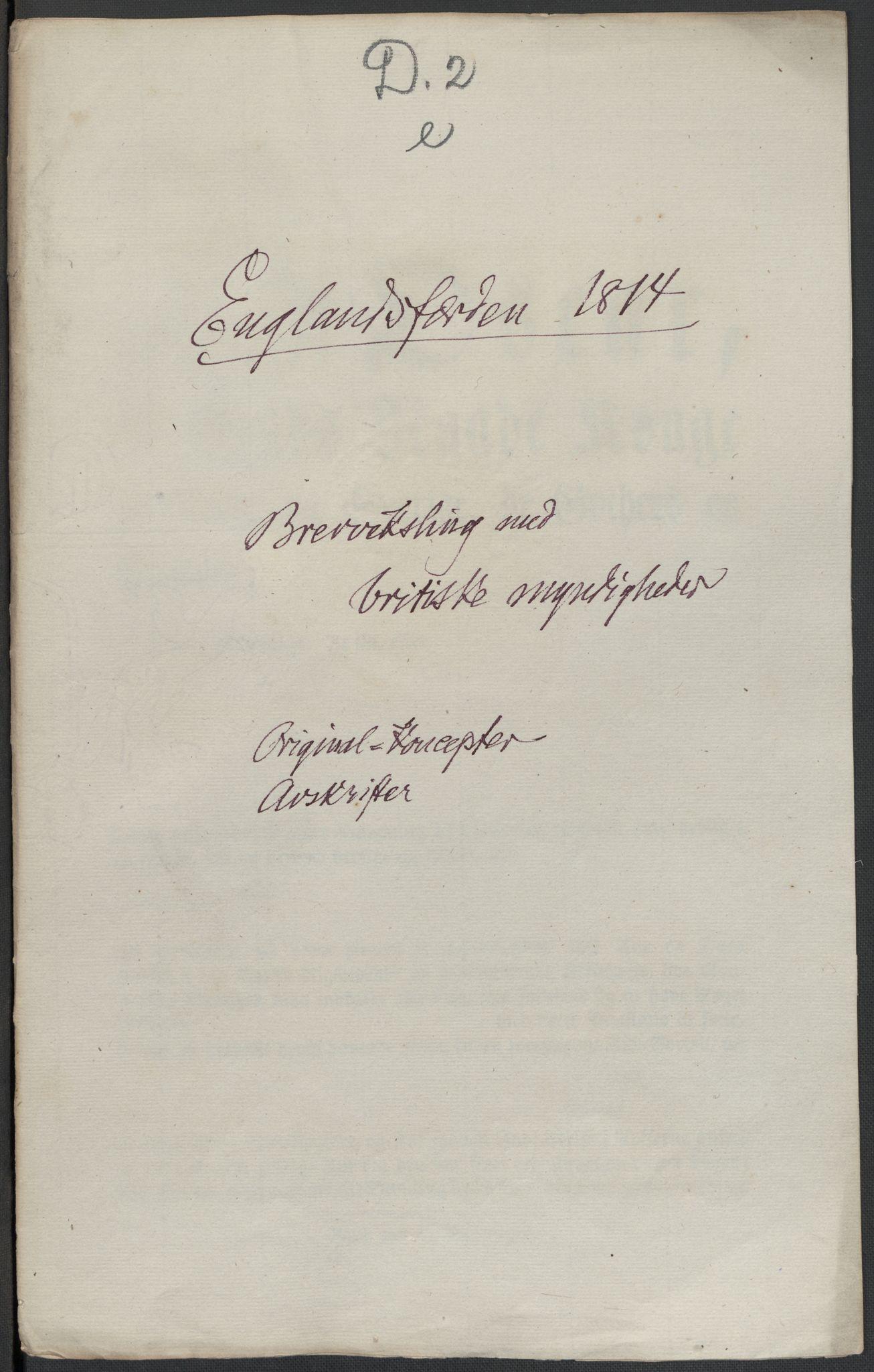 RA, Christie, Wilhelm Frimann Koren, F/L0004, 1814, s. 168
