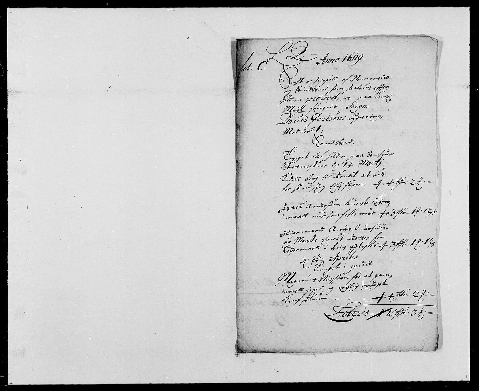RA, Rentekammeret inntil 1814, Reviderte regnskaper, Fogderegnskap, R24/L1573: Fogderegnskap Numedal og Sandsvær, 1687-1691, s. 370