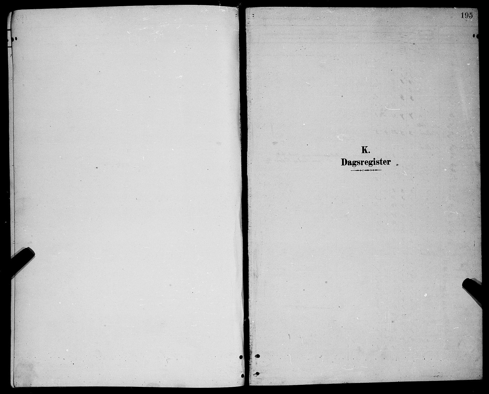 SATØ, Lenvik sokneprestembete, H/Ha: Klokkerbok nr. 21, 1884-1900, s. 195