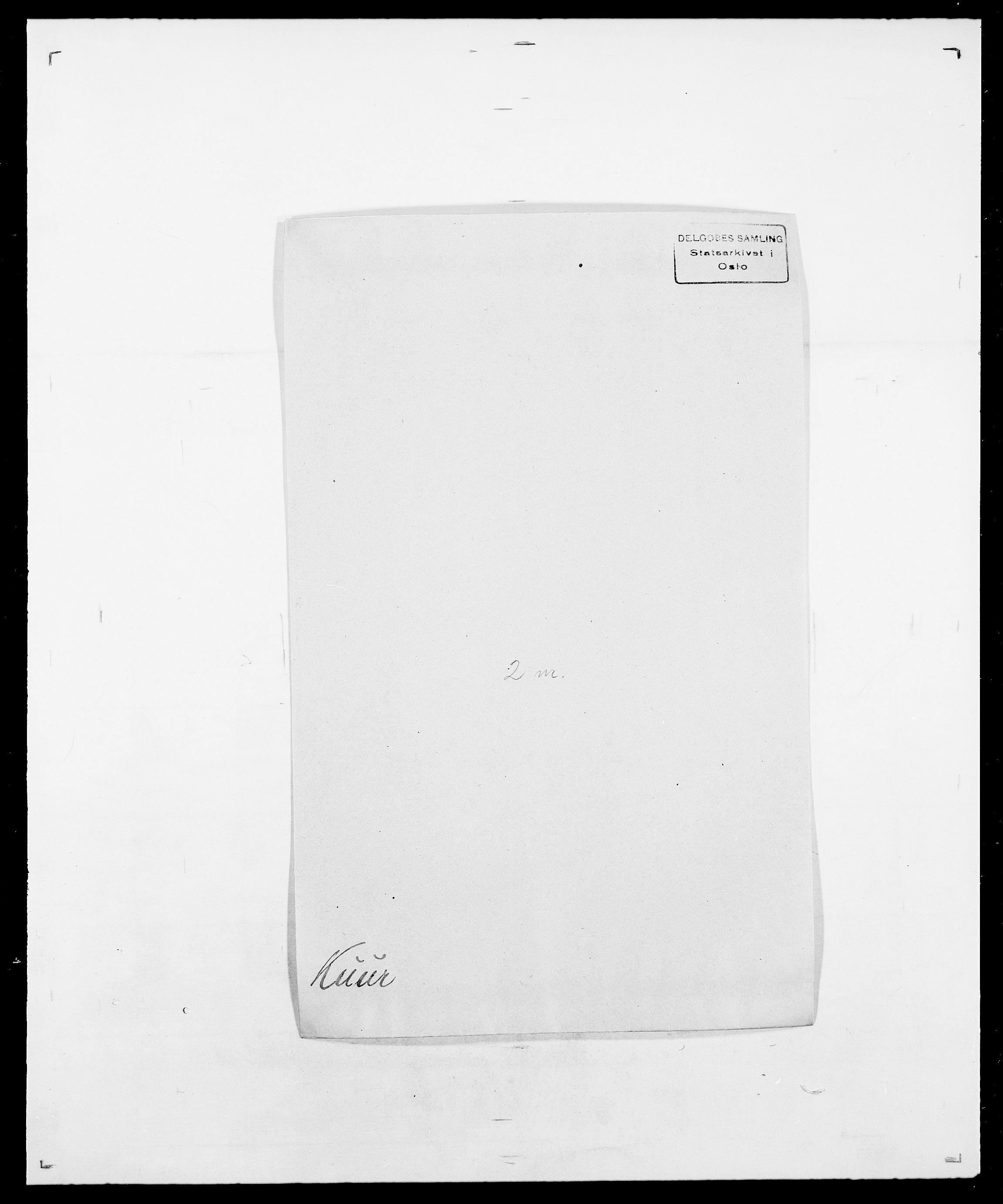 SAO, Delgobe, Charles Antoine - samling, D/Da/L0022: Krog - Lasteen, s. 235