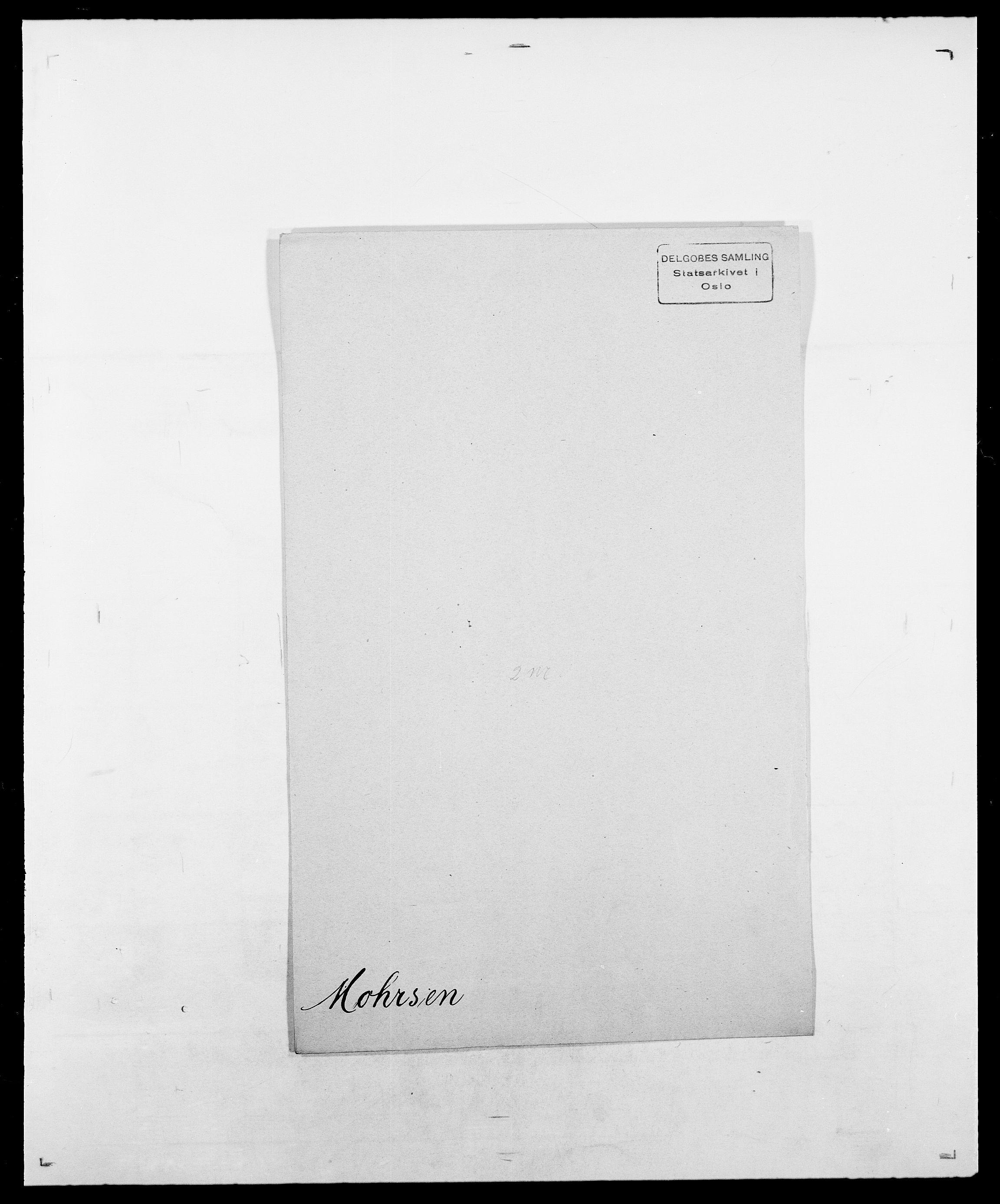 SAO, Delgobe, Charles Antoine - samling, D/Da/L0026: Mechelby - Montoppidan, s. 706