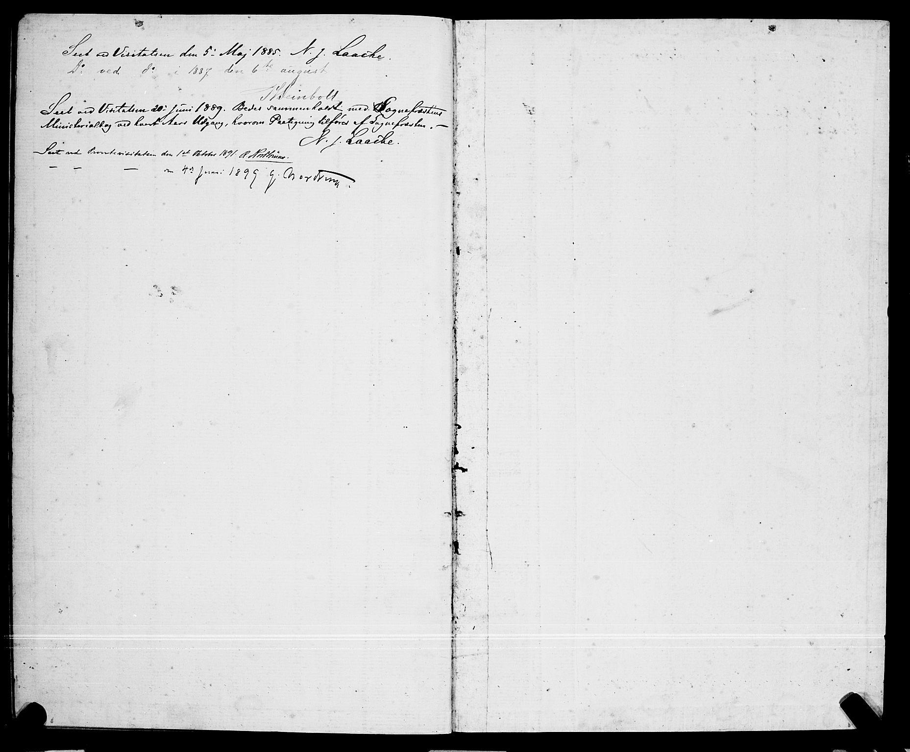 SAT, Ministerialprotokoller, klokkerbøker og fødselsregistre - Nord-Trøndelag, 780/L0651: Klokkerbok nr. 780C03, 1884-1898