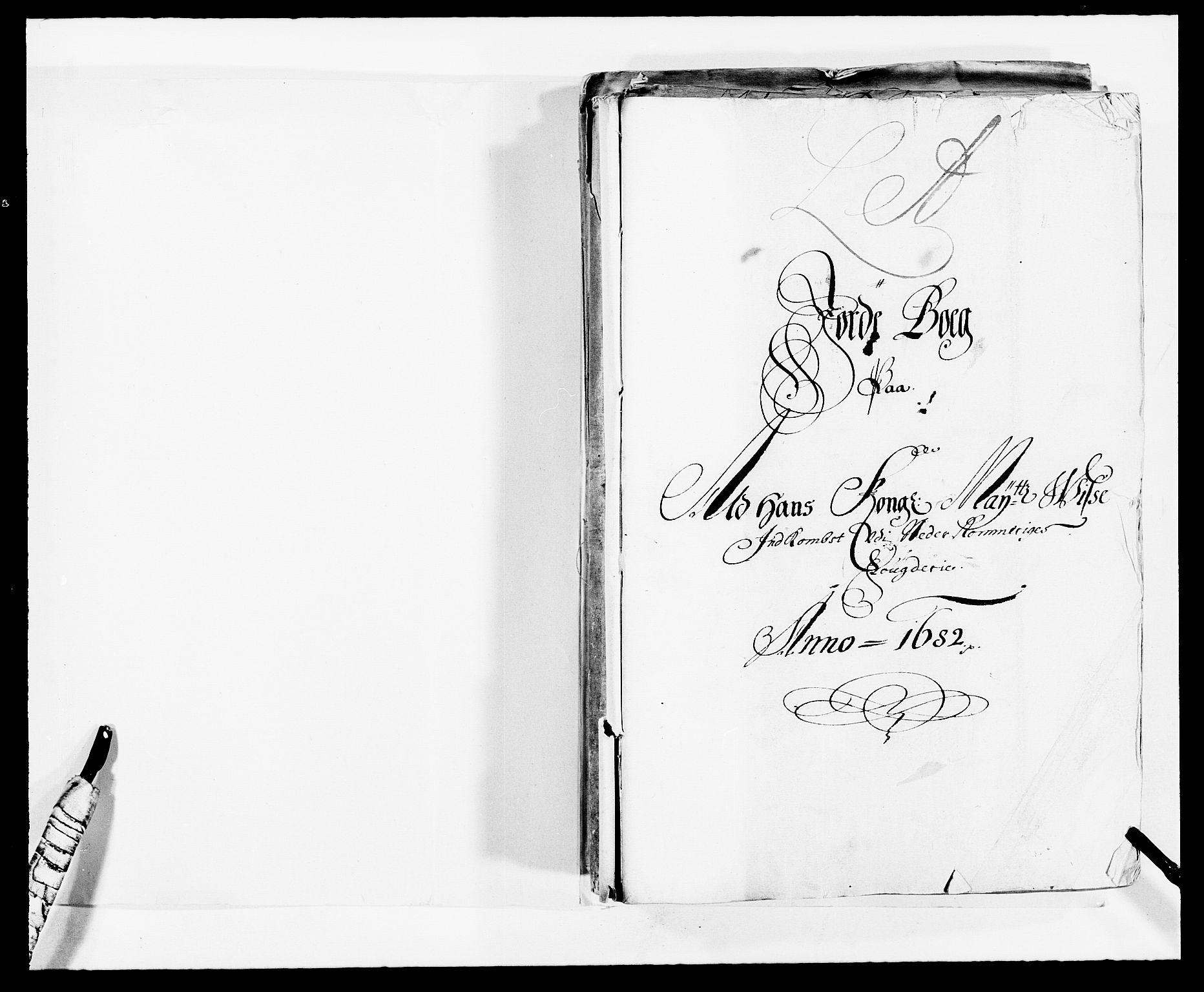 RA, Rentekammeret inntil 1814, Reviderte regnskaper, Fogderegnskap, R11/L0570: Fogderegnskap Nedre Romerike, 1682, s. 2