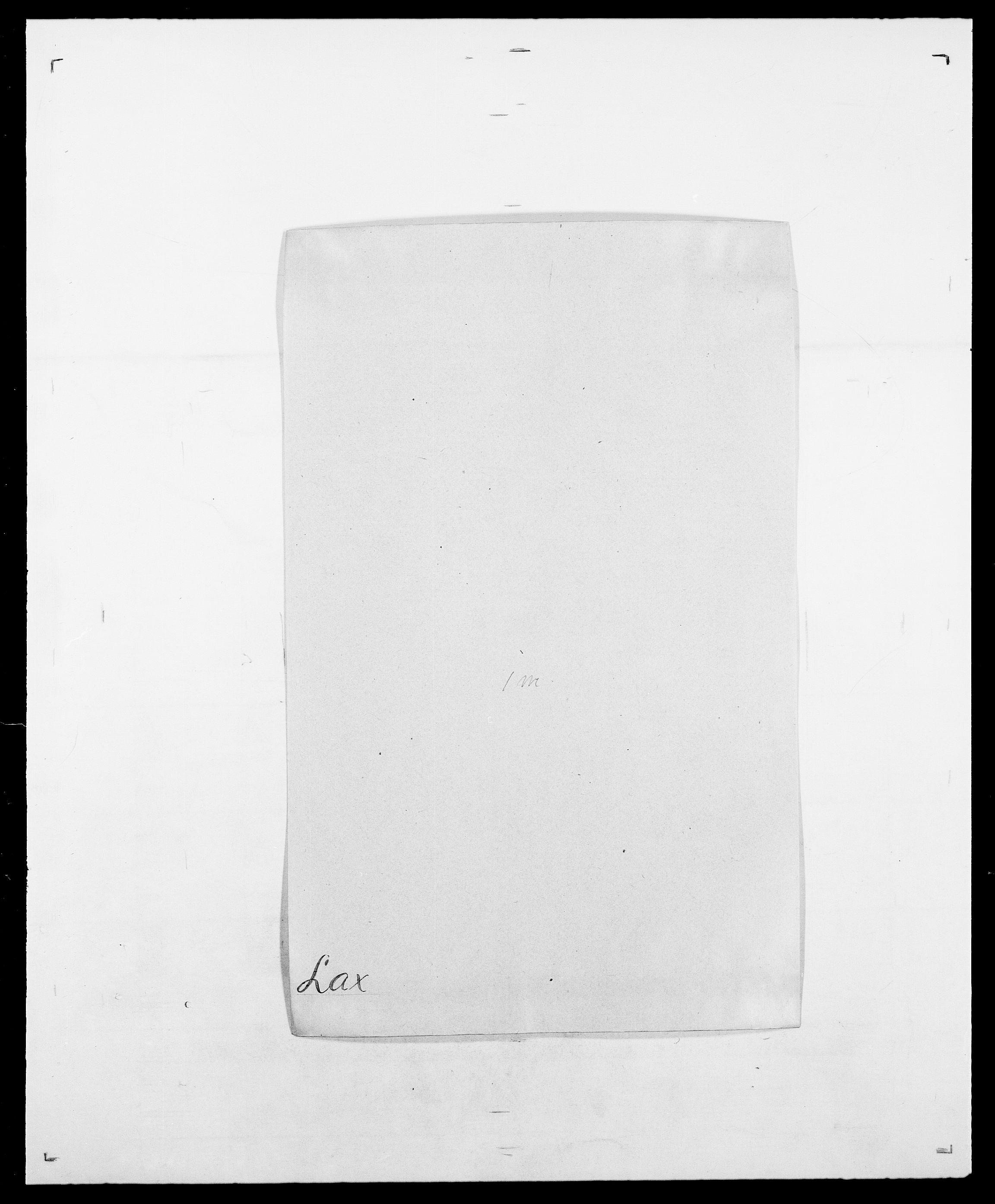 SAO, Delgobe, Charles Antoine - samling, D/Da/L0023: Lau - Lirvyn, s. 37