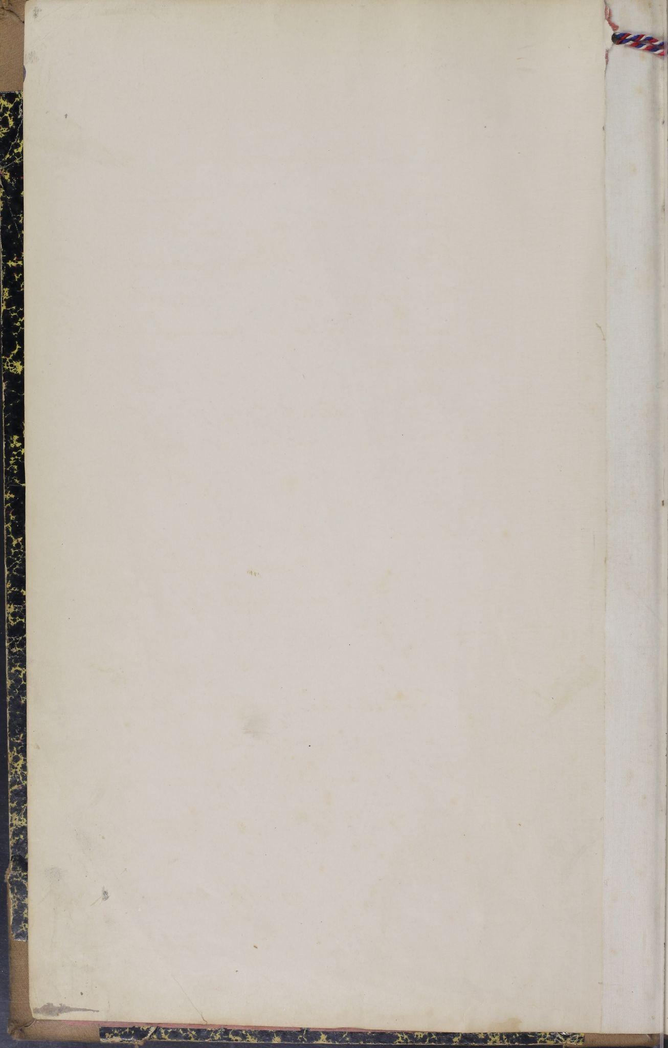 AIN, Brønnøy kommune. Formannskapet, A/Aa/L0002b: Møtebok , 1899-1900