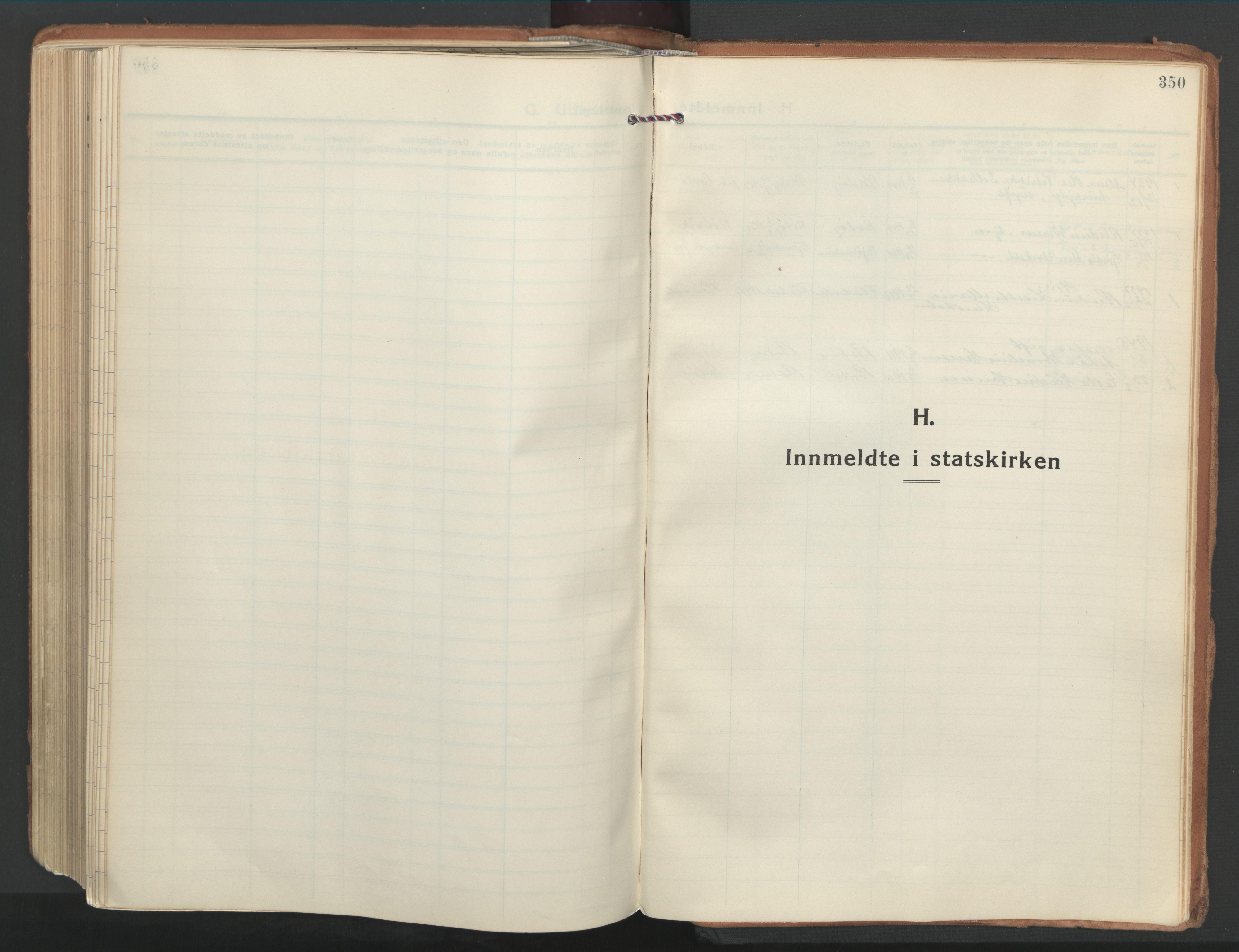 SAT, Ministerialprotokoller, klokkerbøker og fødselsregistre - Nordland, 802/L0061: Ministerialbok nr. 802A08, 1933-1946, s. 346