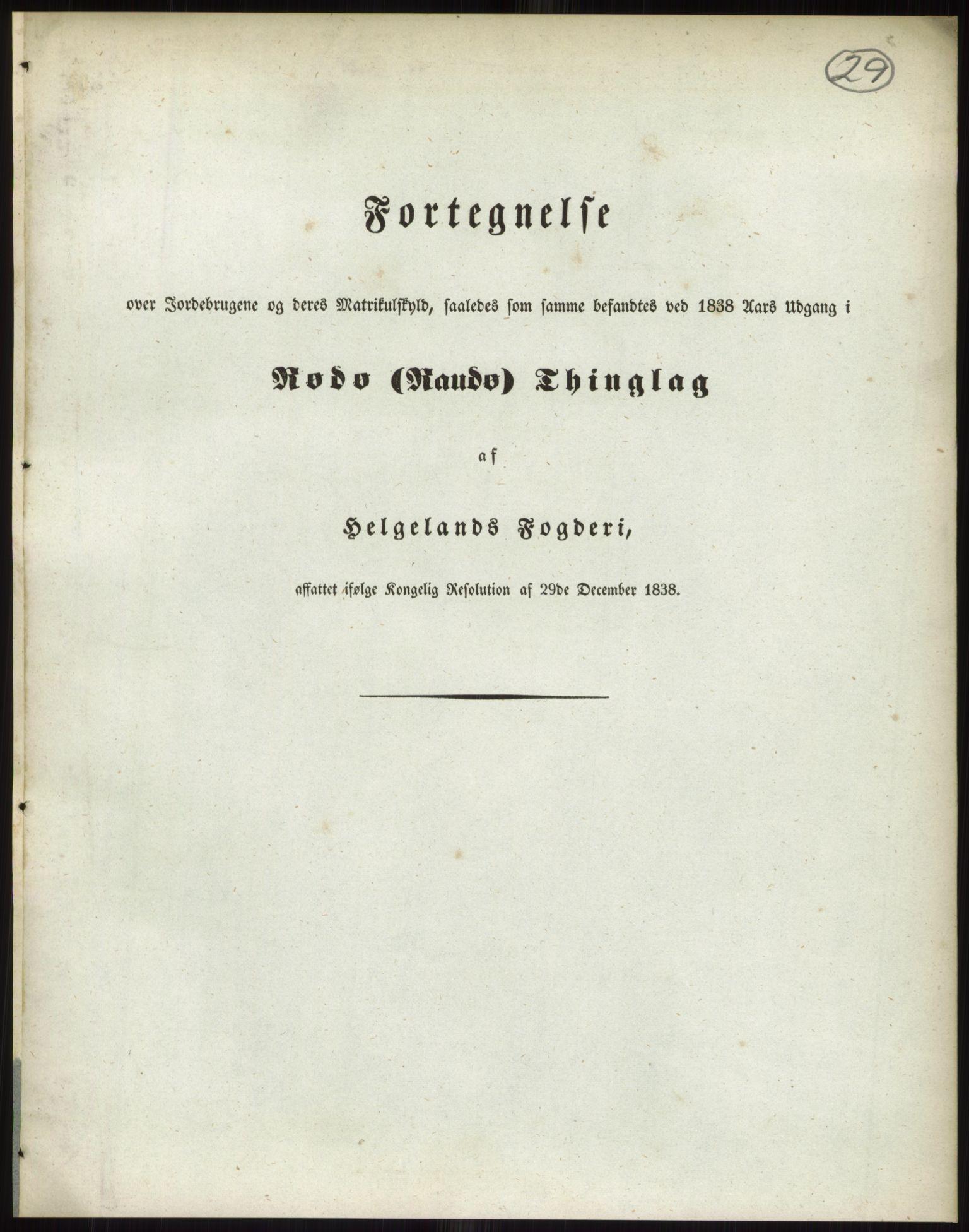 PUBL, Andre publikasjoner, -/Bind 17: Nordlands amt, 1838, s. 51