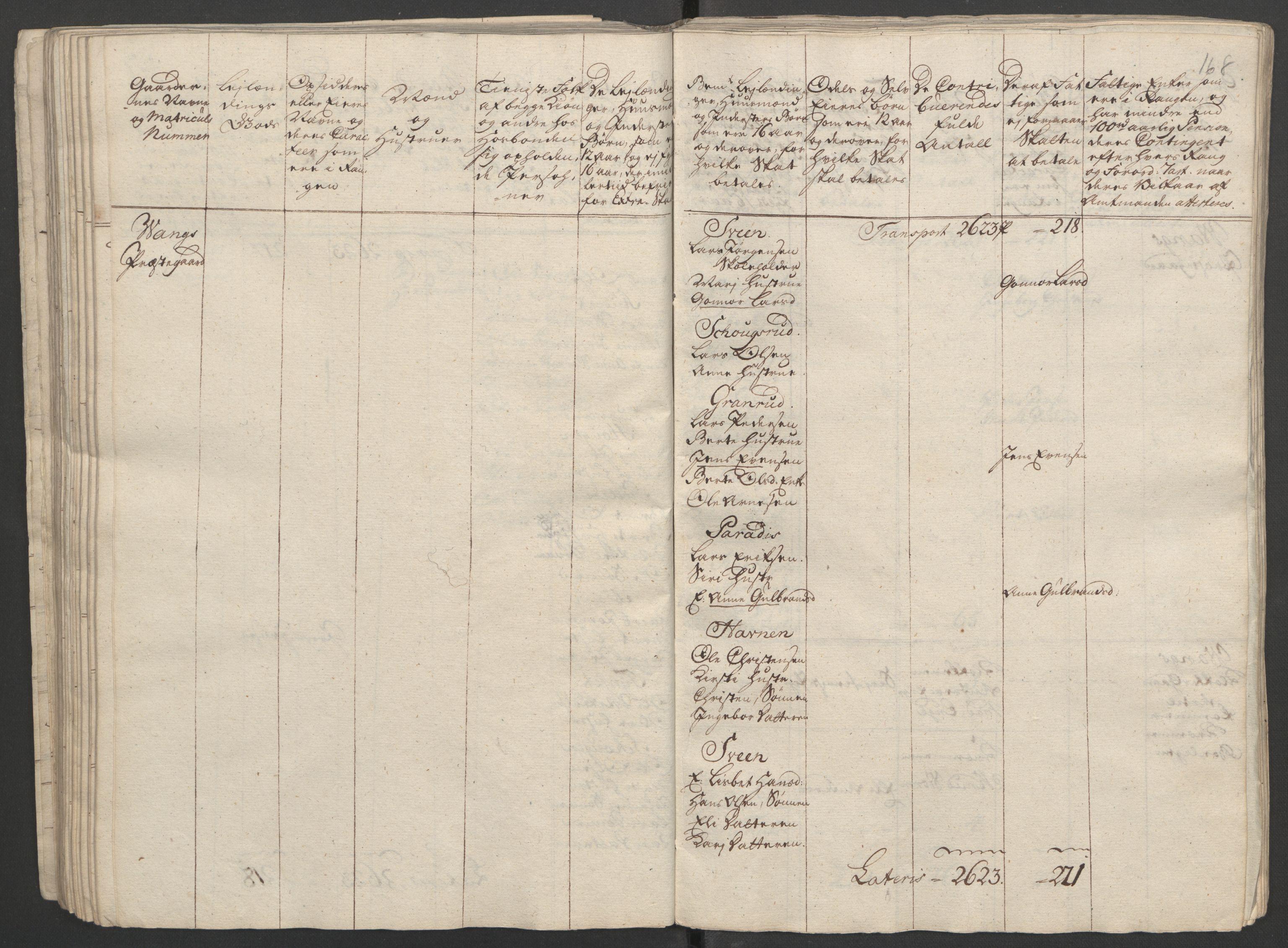 RA, Rentekammeret inntil 1814, Reviderte regnskaper, Fogderegnskap, R16/L1147: Ekstraskatten Hedmark, 1763-1764, s. 306