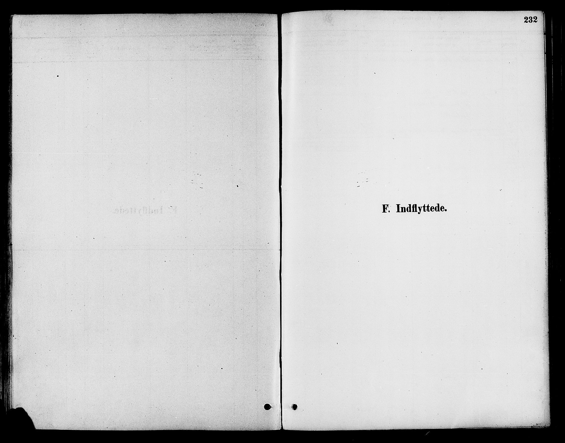 SAH, Østre Toten prestekontor, Ministerialbok nr. 7, 1881-1896, s. 232