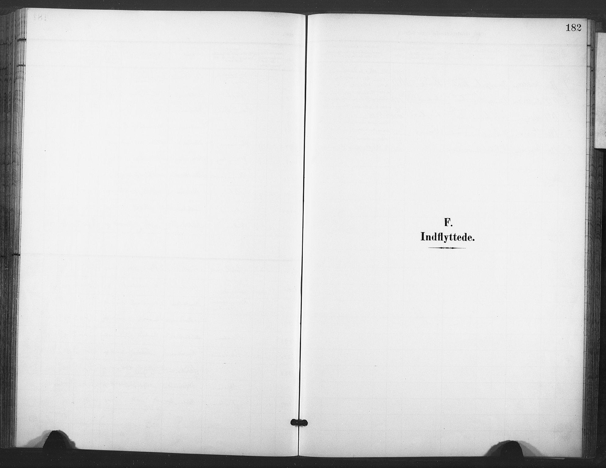 SAT, Ministerialprotokoller, klokkerbøker og fødselsregistre - Nord-Trøndelag, 713/L0122: Ministerialbok nr. 713A11, 1899-1910, s. 182