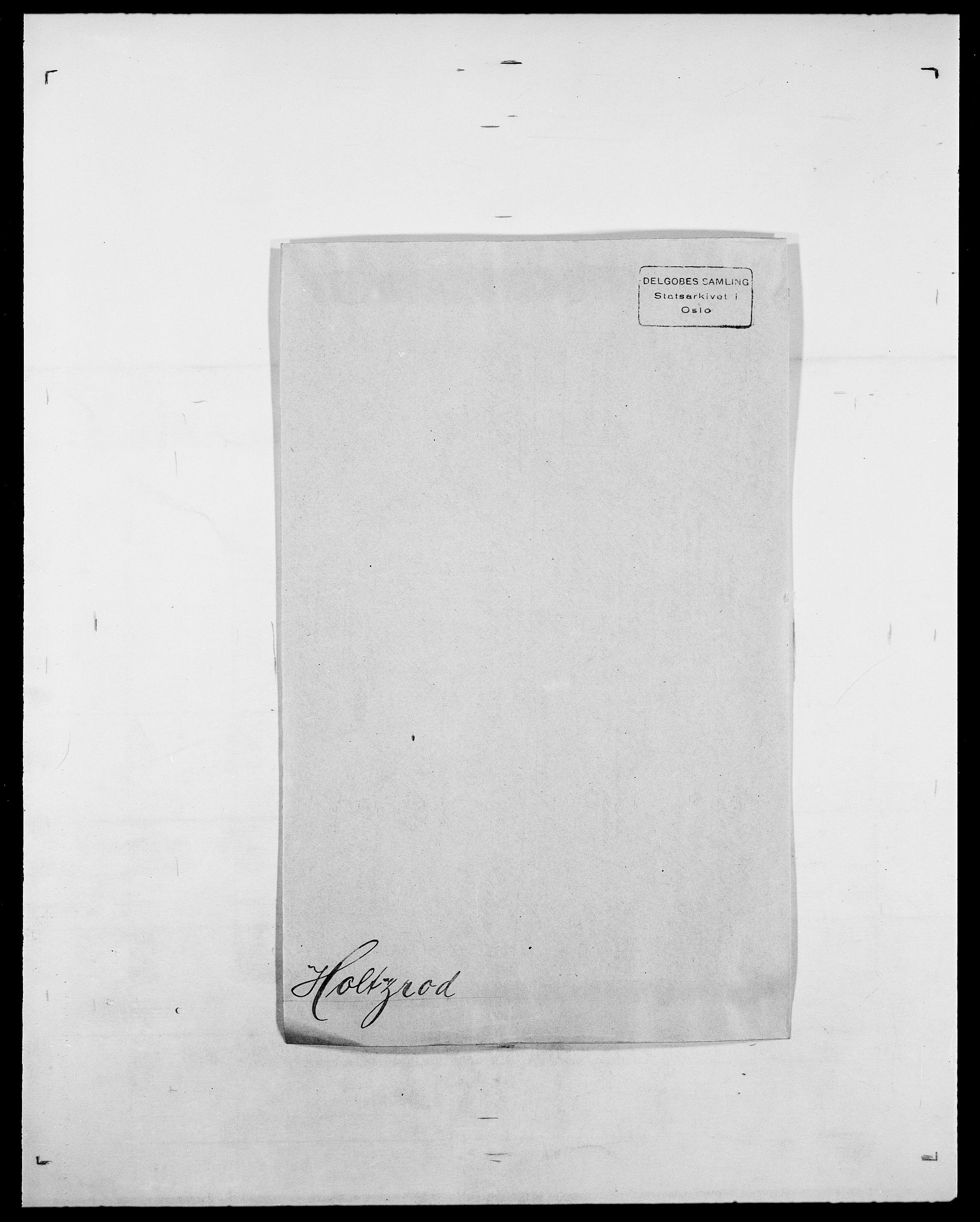 SAO, Delgobe, Charles Antoine - samling, D/Da/L0018: Hoch - Howert, s. 884