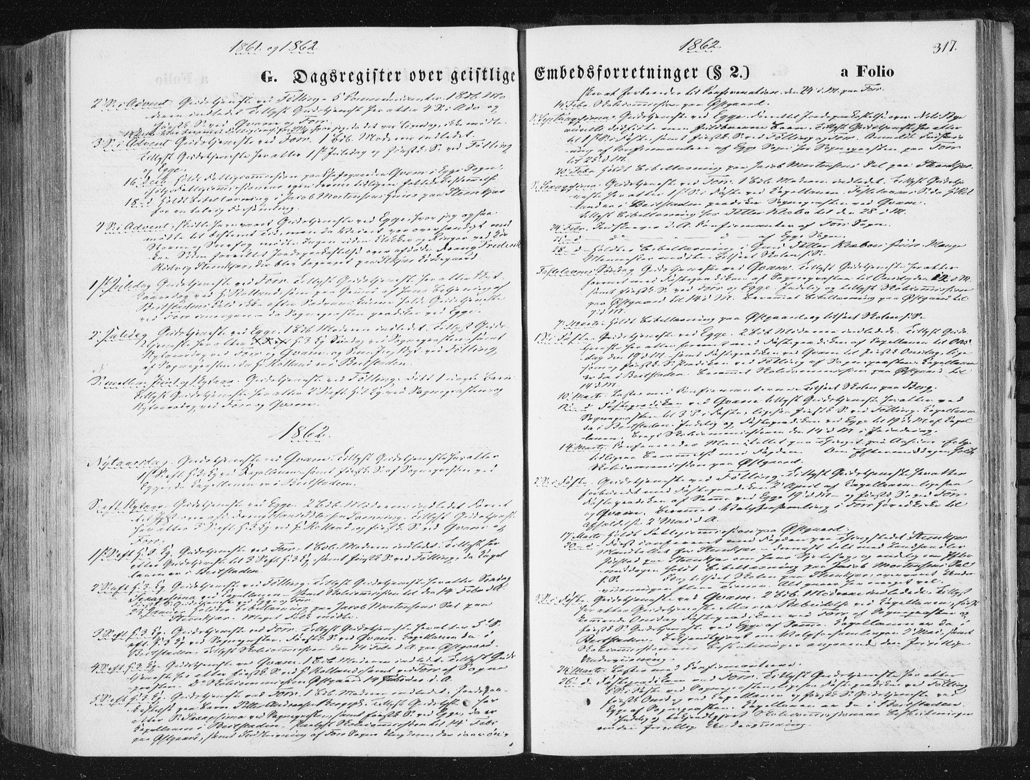 SAT, Ministerialprotokoller, klokkerbøker og fødselsregistre - Nord-Trøndelag, 746/L0447: Ministerialbok nr. 746A06, 1860-1877, s. 317
