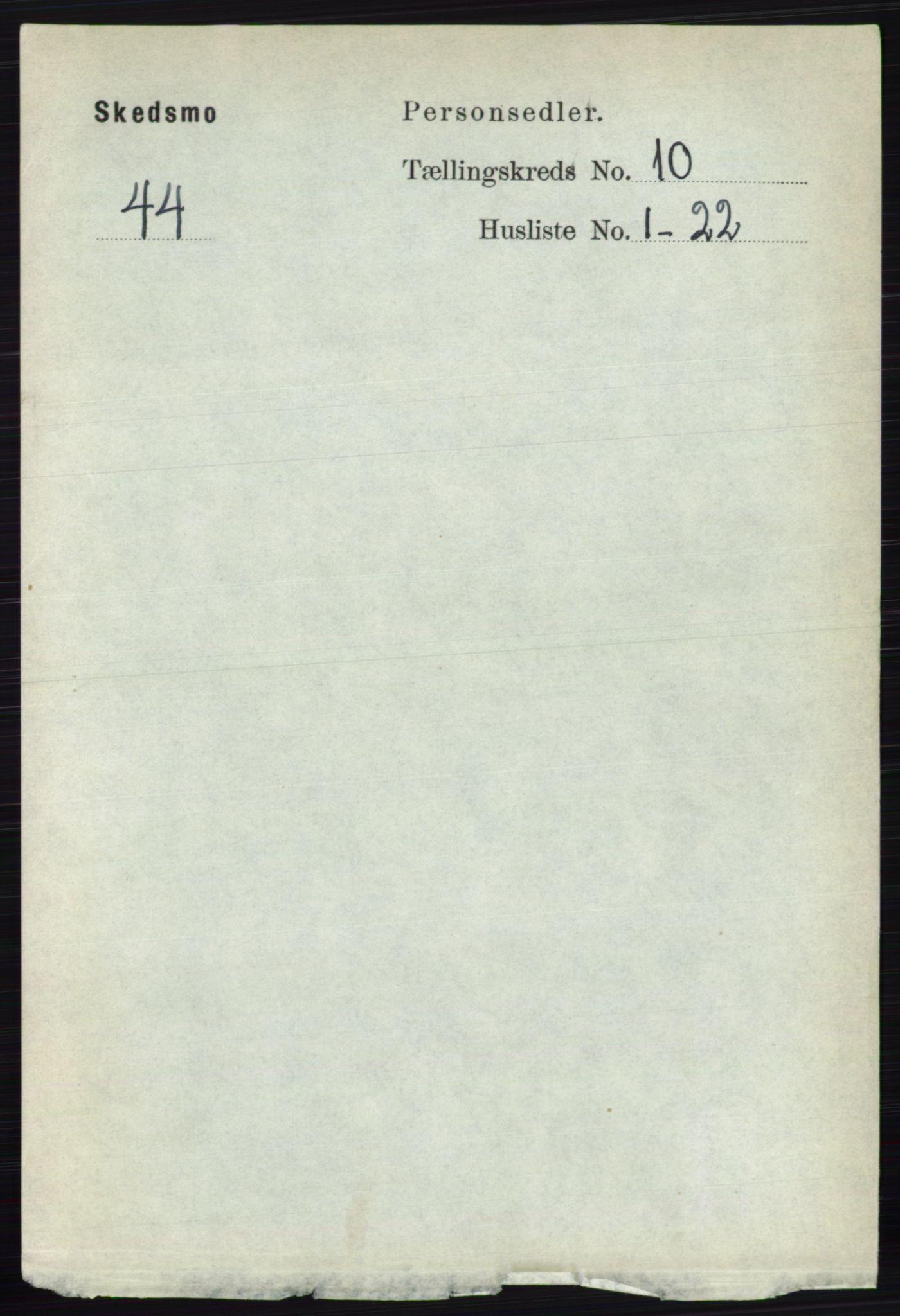RA, Folketelling 1891 for 0231 Skedsmo herred, 1891, s. 5784