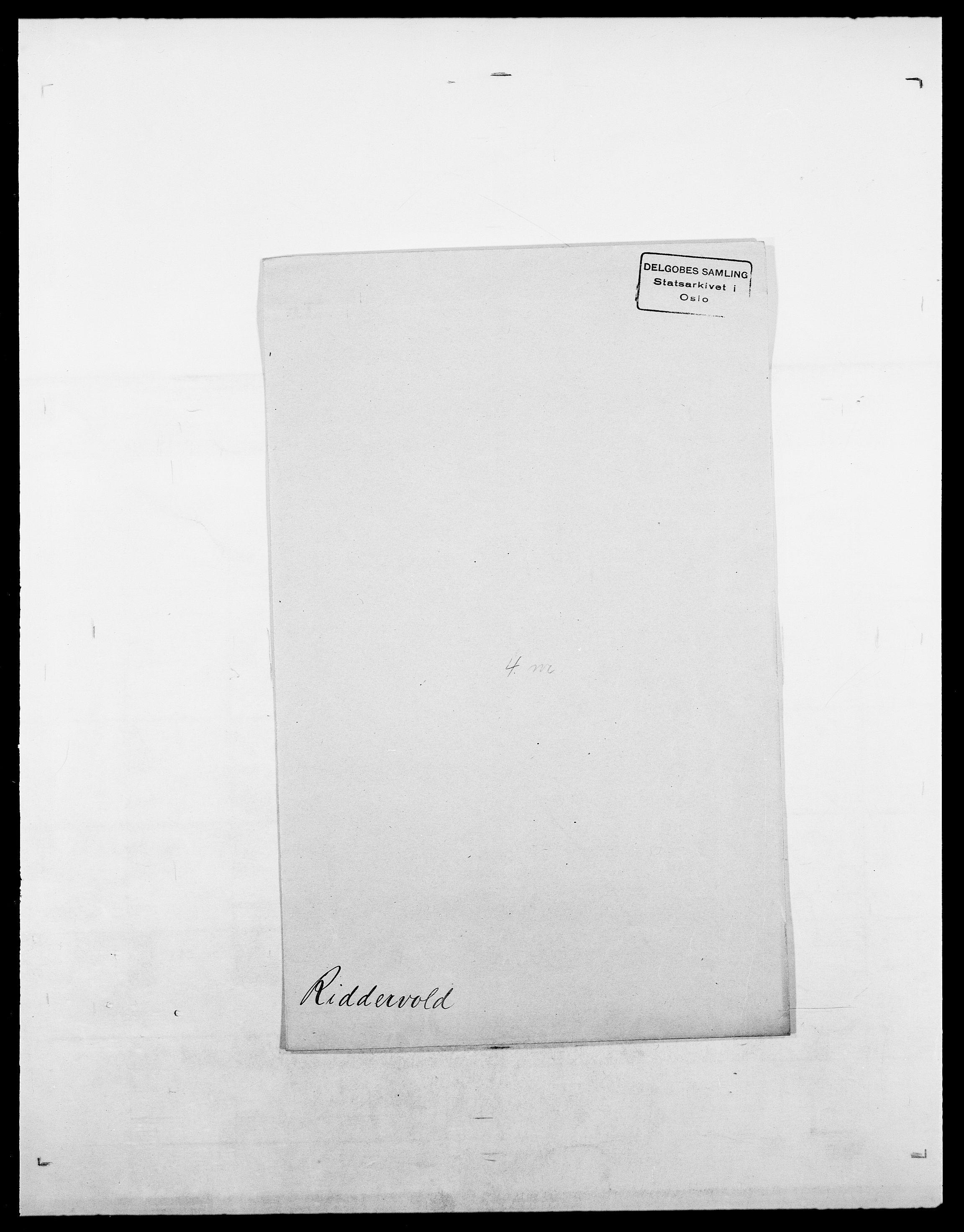 SAO, Delgobe, Charles Antoine - samling, D/Da/L0032: Rabakovsky - Rivertz, s. 566