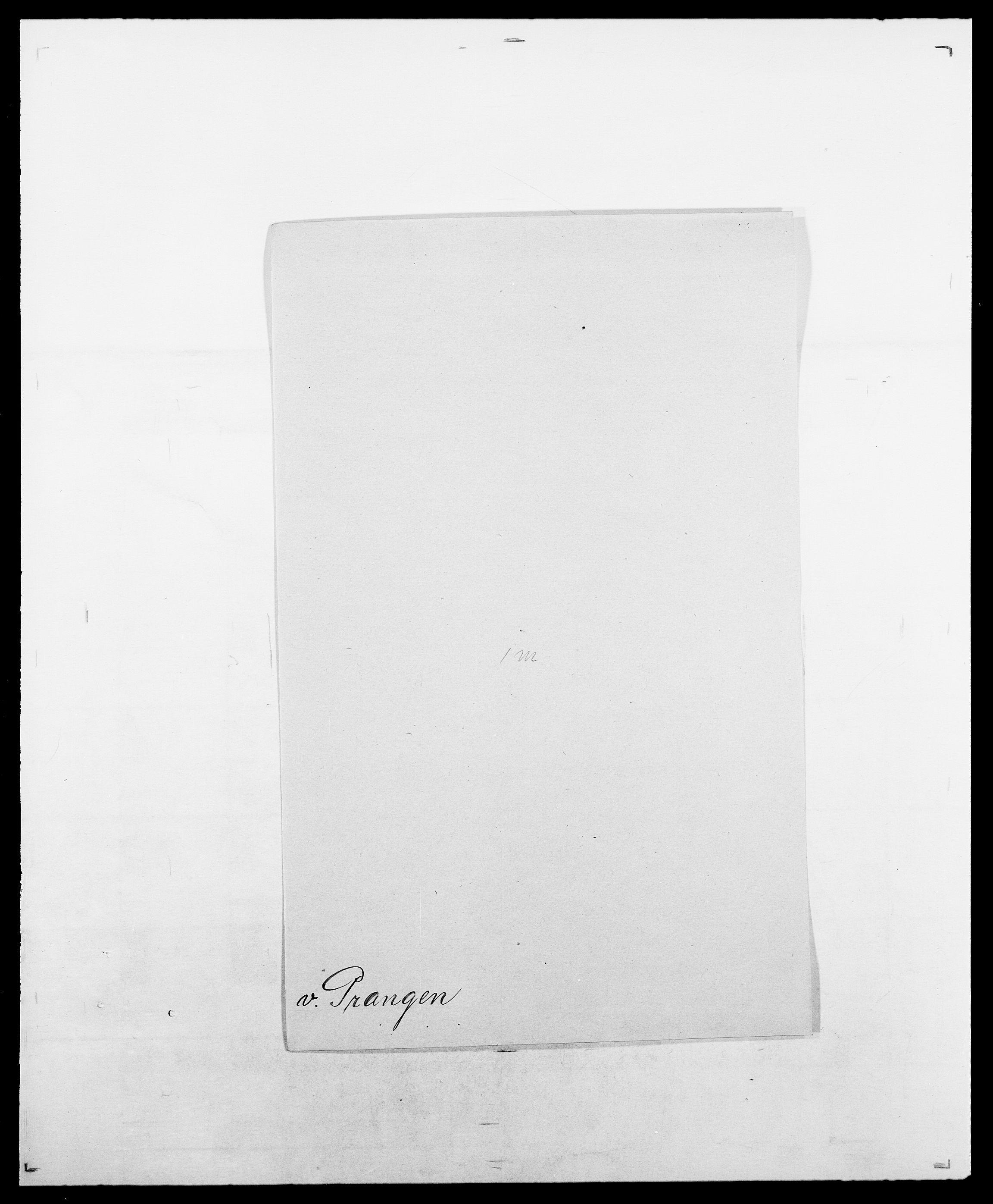 SAO, Delgobe, Charles Antoine - samling, D/Da/L0031: de Place - Raaum, s. 294