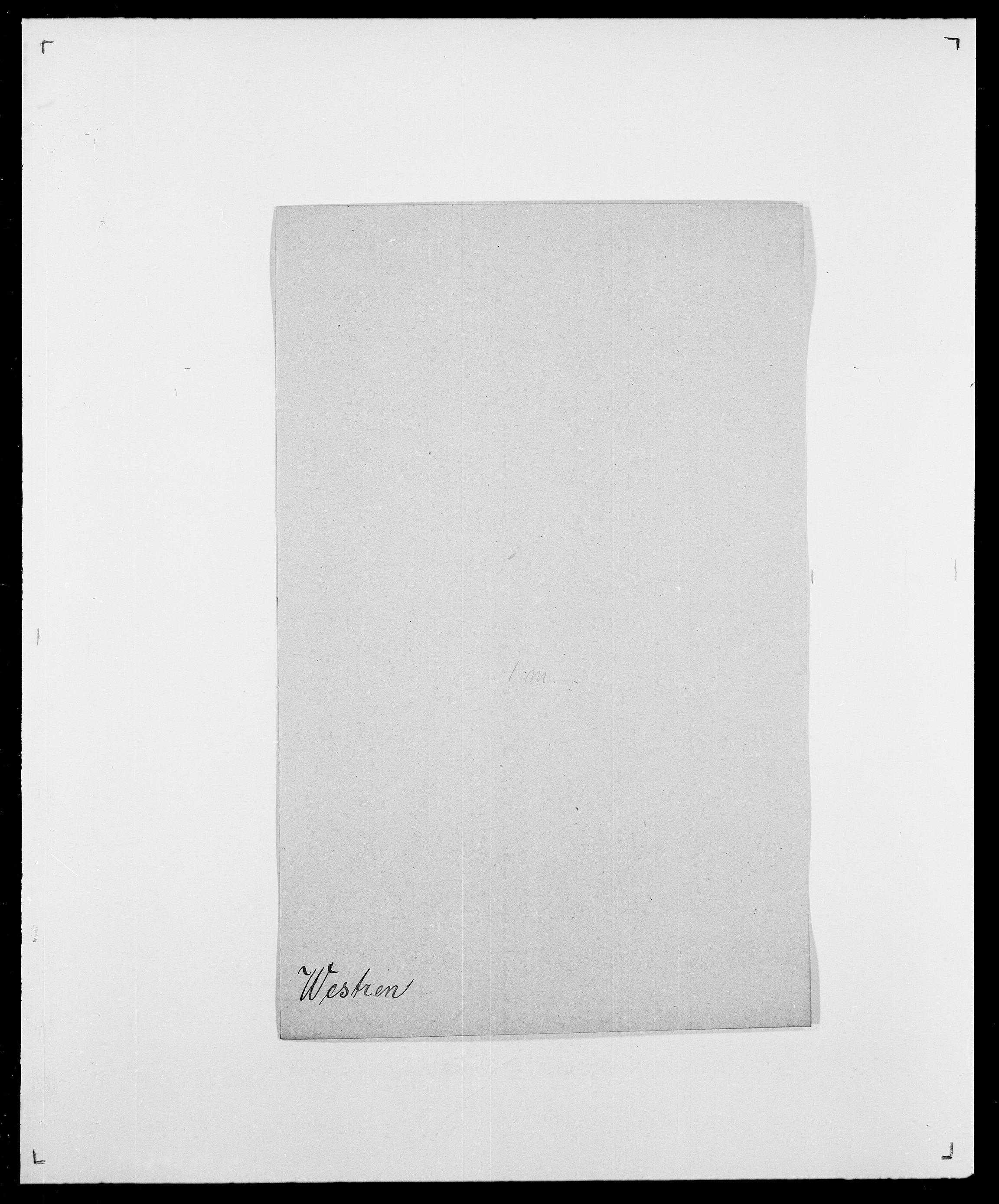 SAO, Delgobe, Charles Antoine - samling, D/Da/L0041: Vemmestad - Viker, s. 305