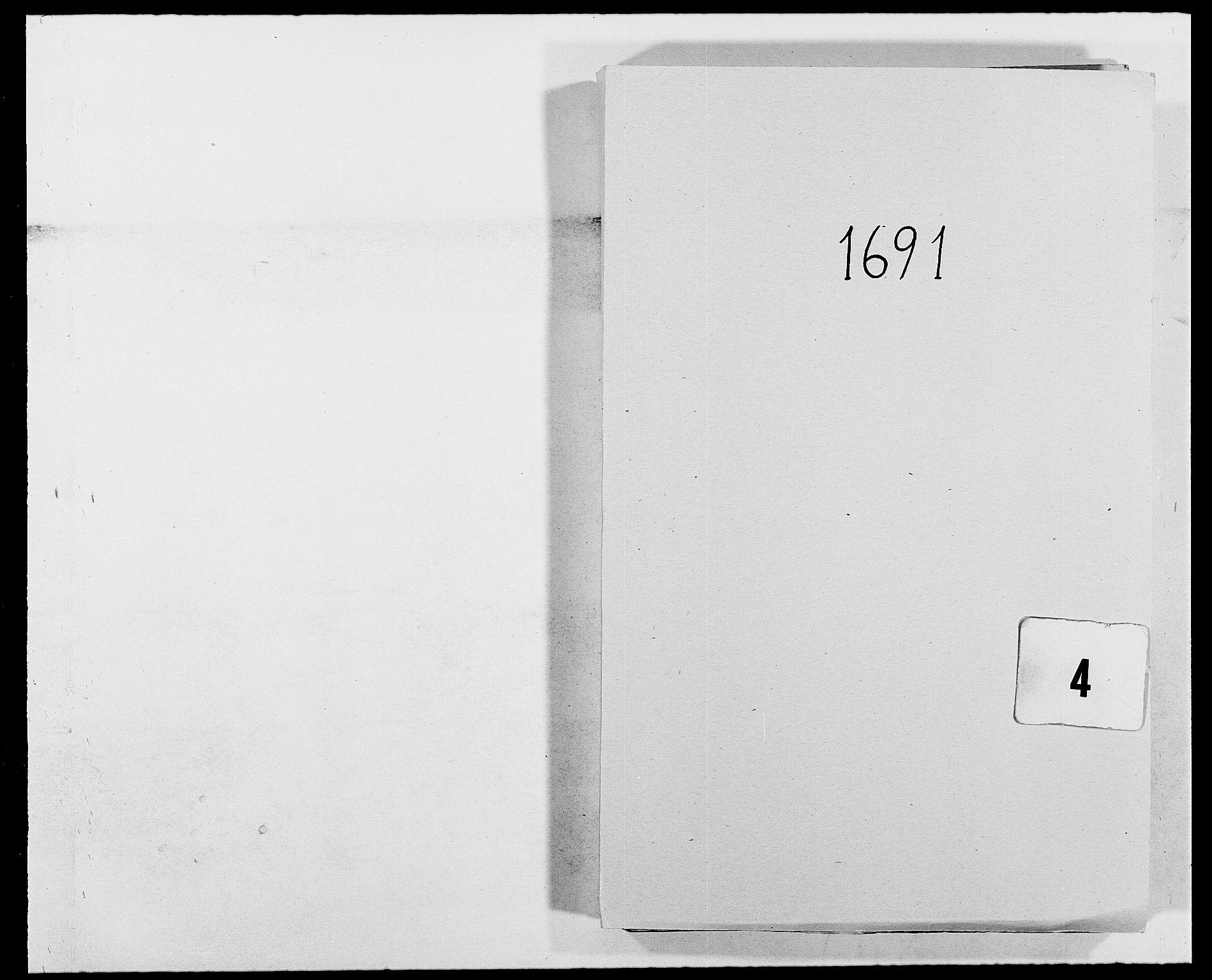 RA, Rentekammeret inntil 1814, Reviderte regnskaper, Fogderegnskap, R02/L0106: Fogderegnskap Moss og Verne kloster, 1688-1691, s. 423