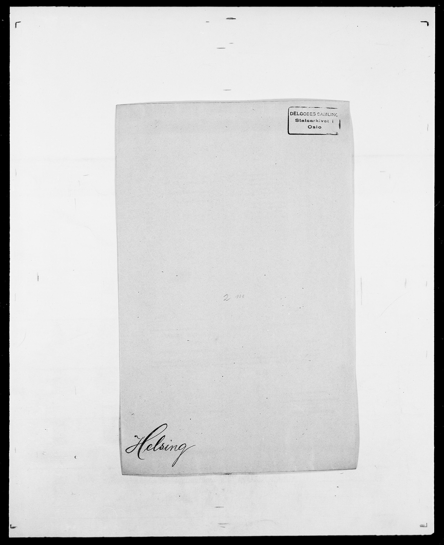SAO, Delgobe, Charles Antoine - samling, D/Da/L0017: Helander - Hjørne, s. 108