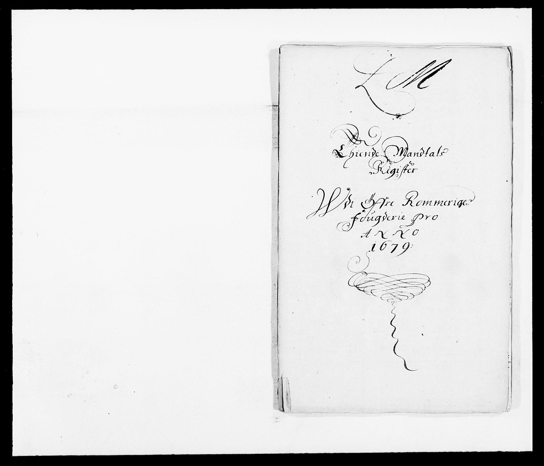 RA, Rentekammeret inntil 1814, Reviderte regnskaper, Fogderegnskap, R12/L0693: Fogderegnskap Øvre Romerike, 1678-1679, s. 356
