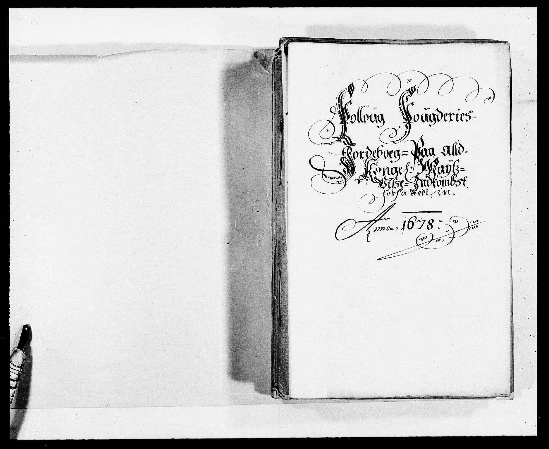 RA, Rentekammeret inntil 1814, Reviderte regnskaper, Fogderegnskap, R09/L0427: Fogderegnskap Follo, 1678, s. 8