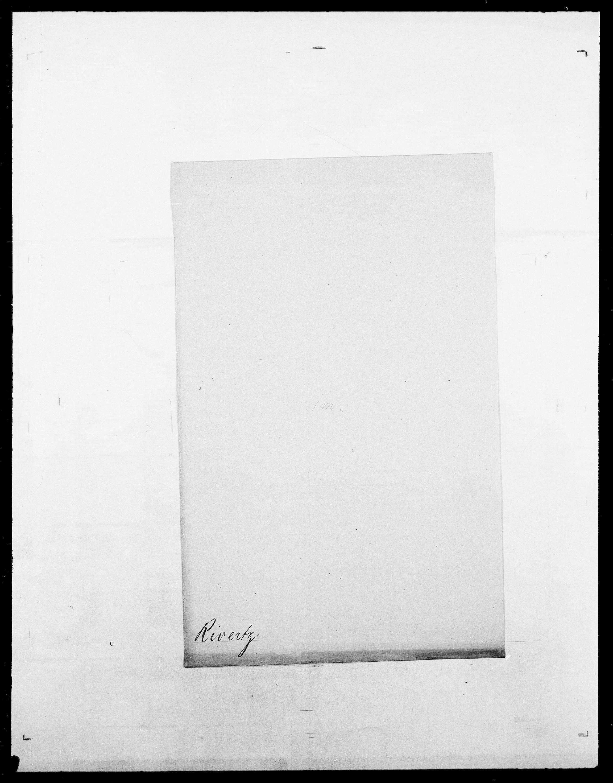 SAO, Delgobe, Charles Antoine - samling, D/Da/L0032: Rabakovsky - Rivertz, s. 831