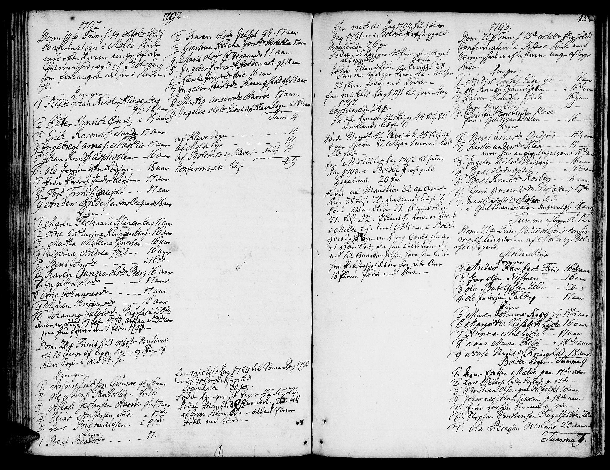 SAT, Ministerialprotokoller, klokkerbøker og fødselsregistre - Møre og Romsdal, 555/L0648: Ministerialbok nr. 555A01, 1759-1793, s. 157