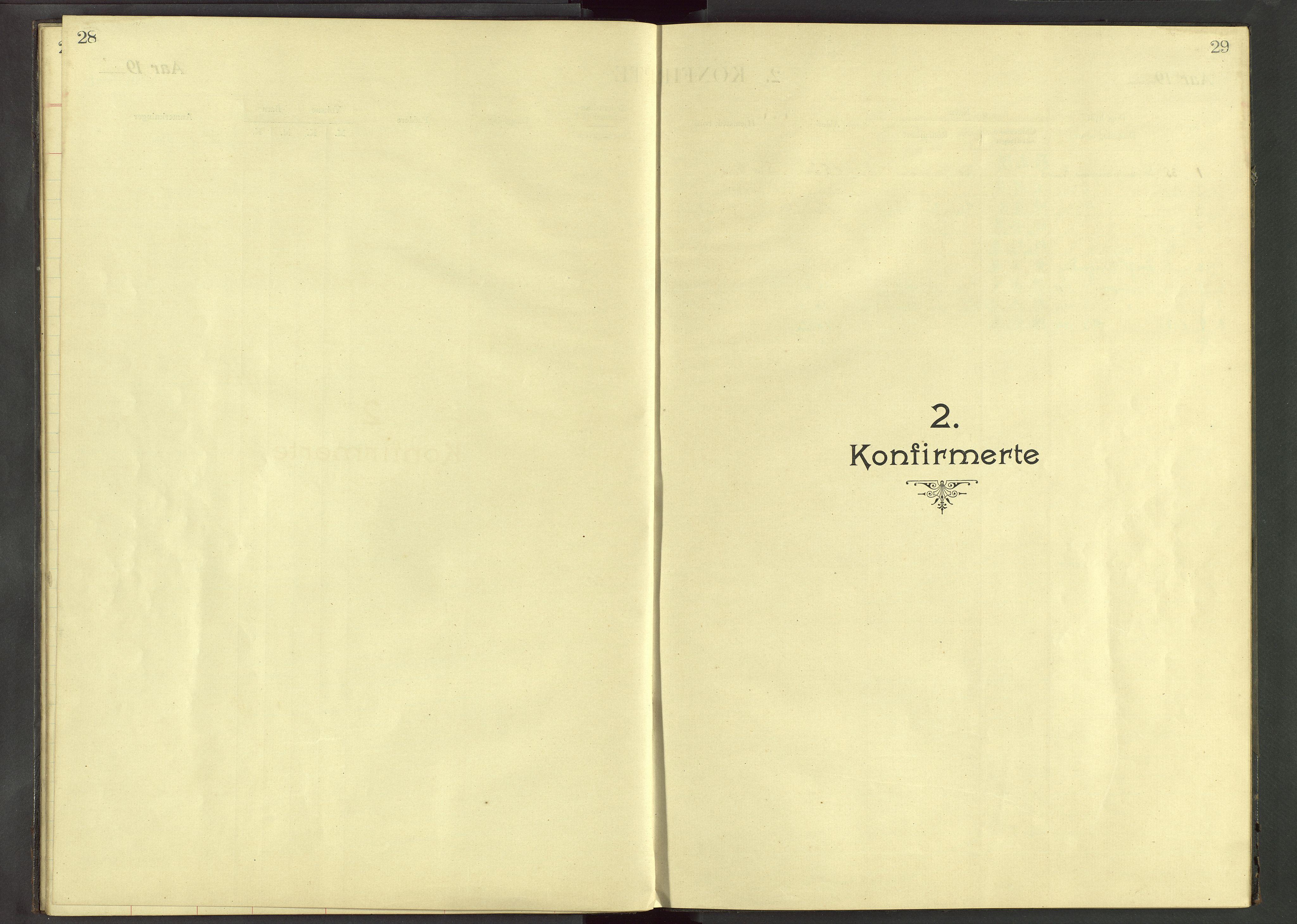 VID, Det Norske Misjonsselskap - utland - Kina (Hunan), Dm/L0033: Ministerialbok nr. 71, 1907-1946, s. 28-29
