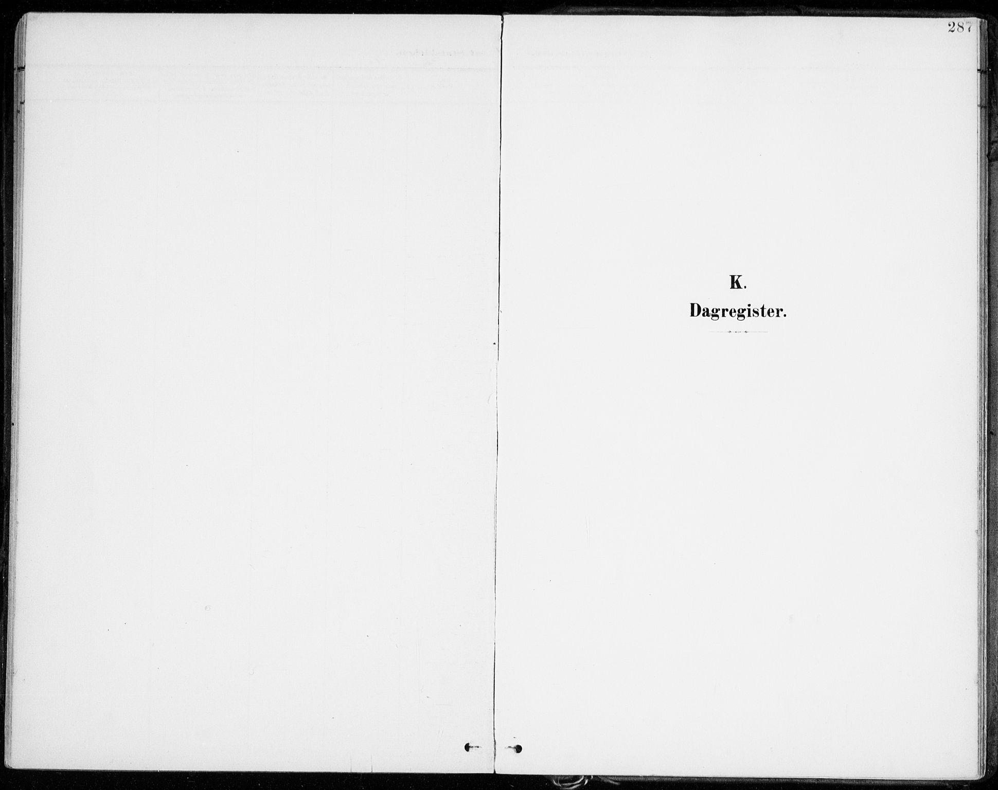 SATØ, Lenvik sokneprestembete, H/Ha: Ministerialbok nr. 14, 1899-1909, s. 287
