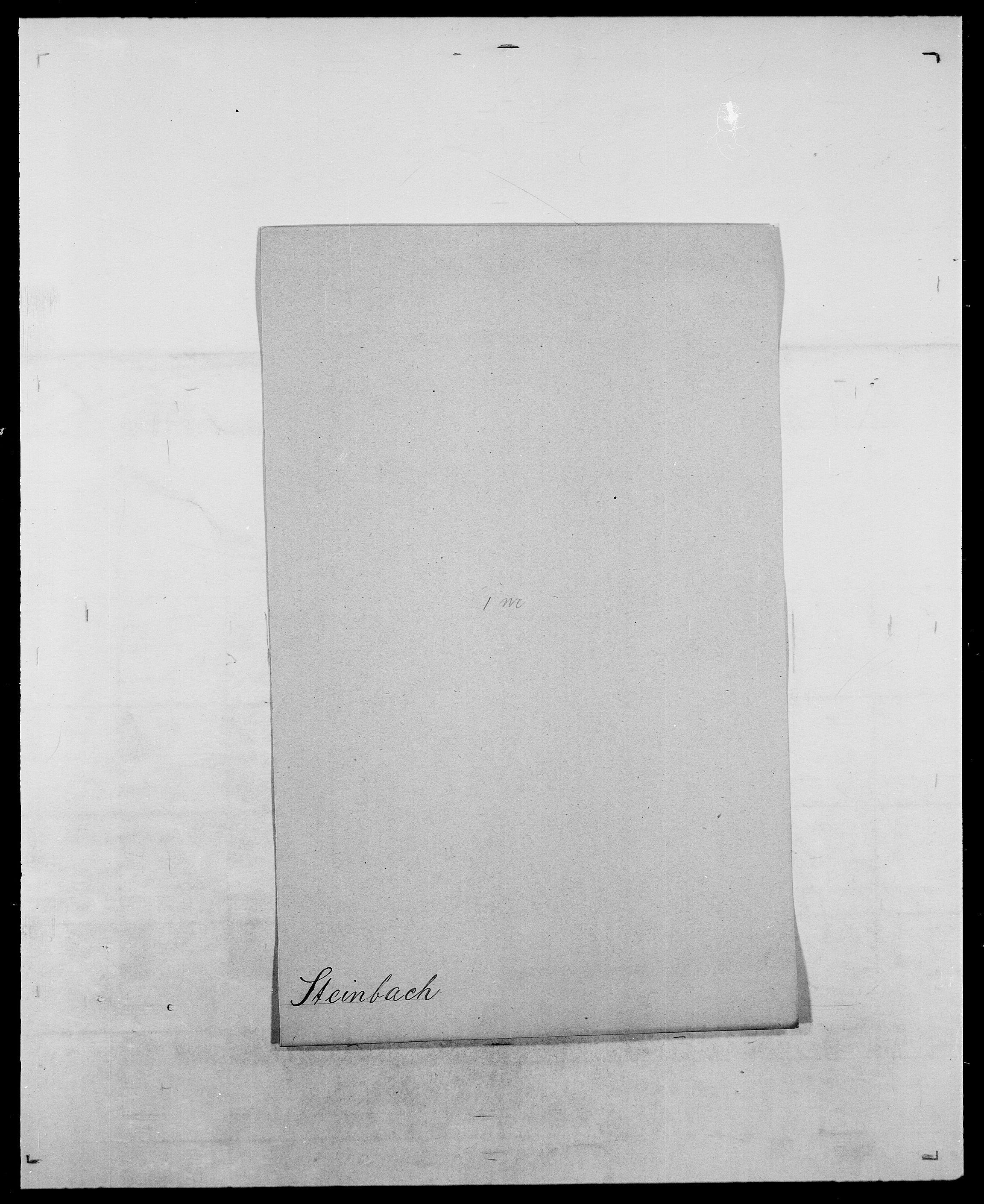 SAO, Delgobe, Charles Antoine - samling, D/Da/L0037: Steen, Sthen, Stein - Svare, Svanige, Svanne, se også Svanning og Schwane, s. 255