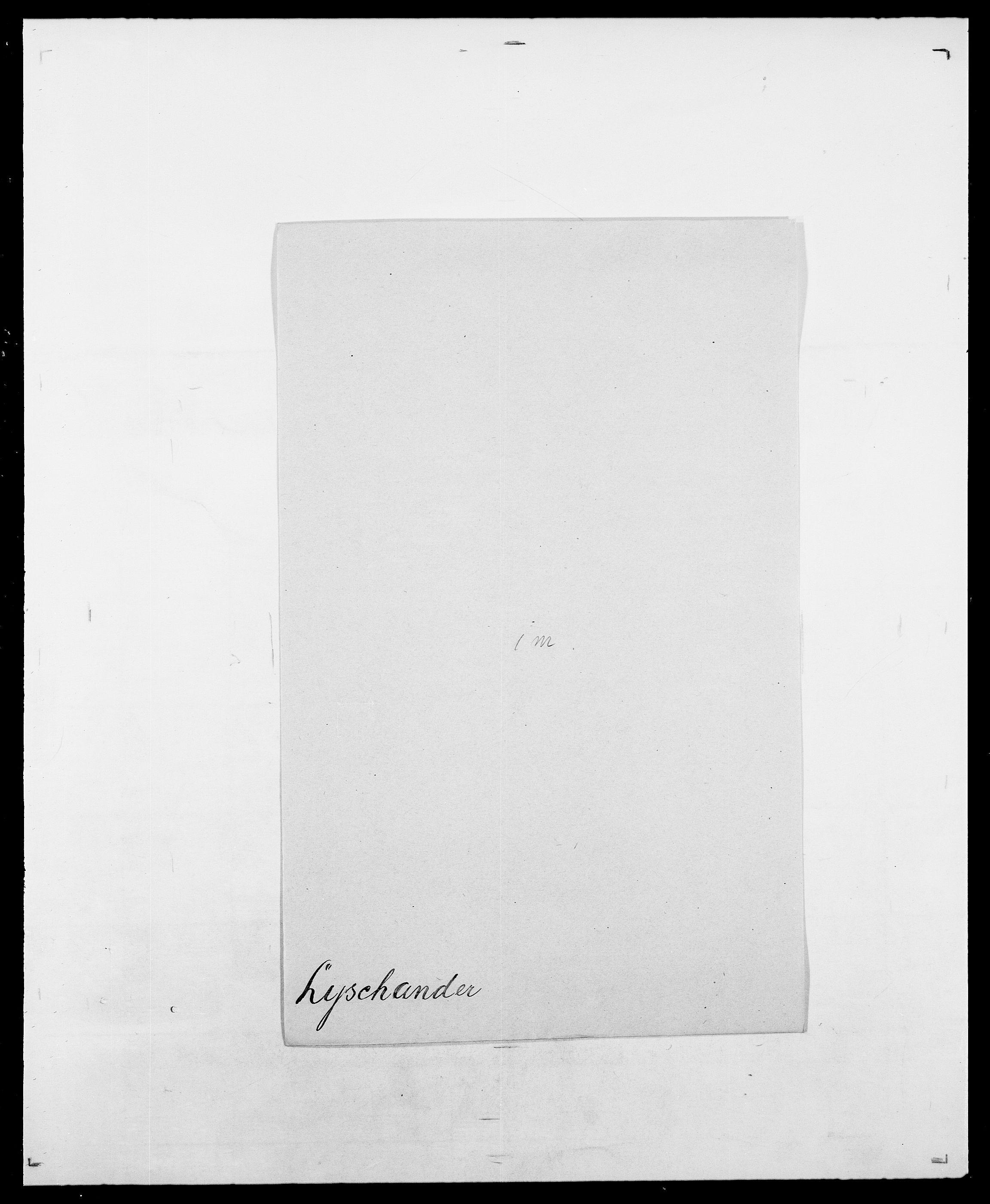 SAO, Delgobe, Charles Antoine - samling, D/Da/L0024: Lobech - Lærum, s. 770
