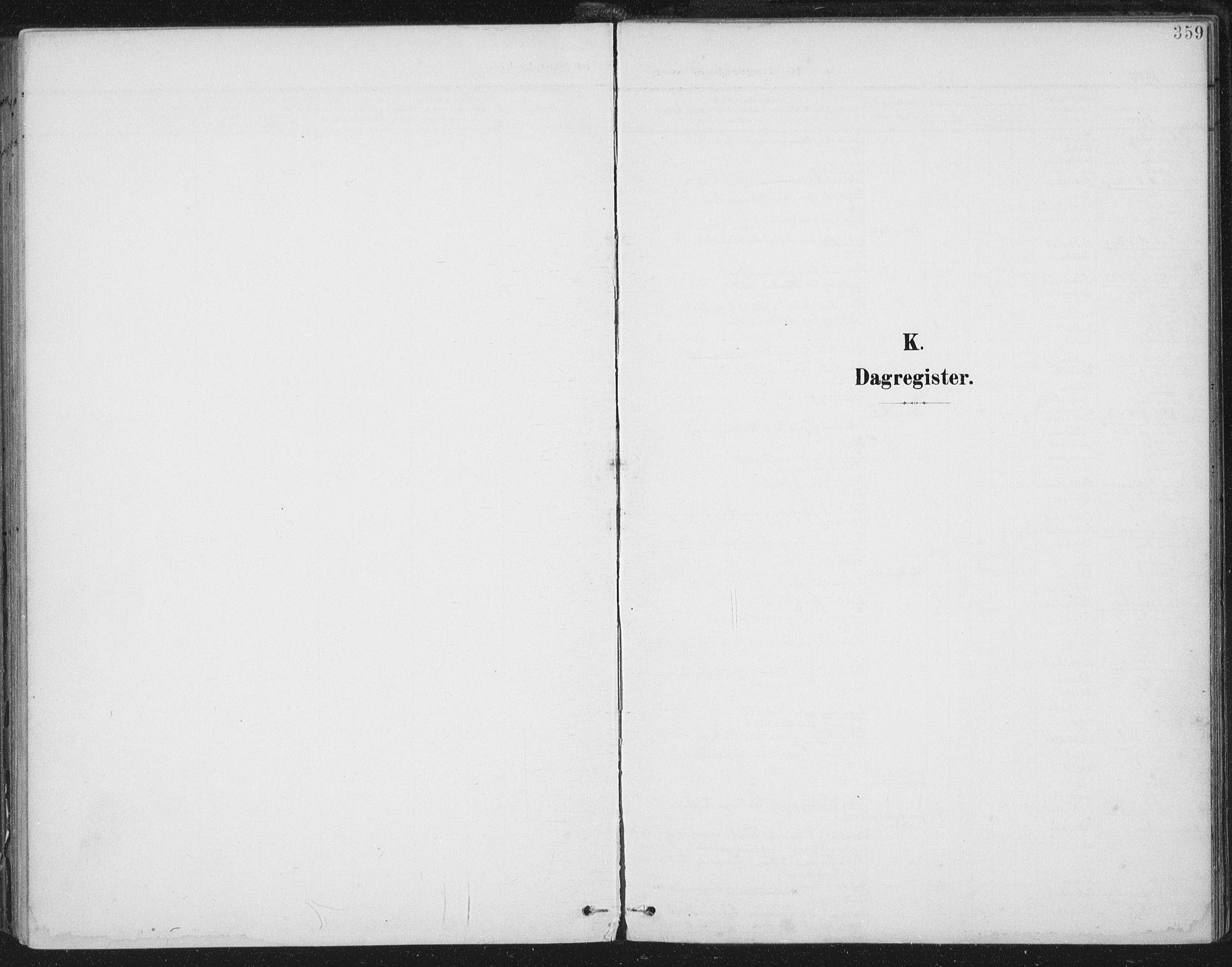 SAT, Ministerialprotokoller, klokkerbøker og fødselsregistre - Nord-Trøndelag, 723/L0246: Ministerialbok nr. 723A15, 1900-1917, s. 359