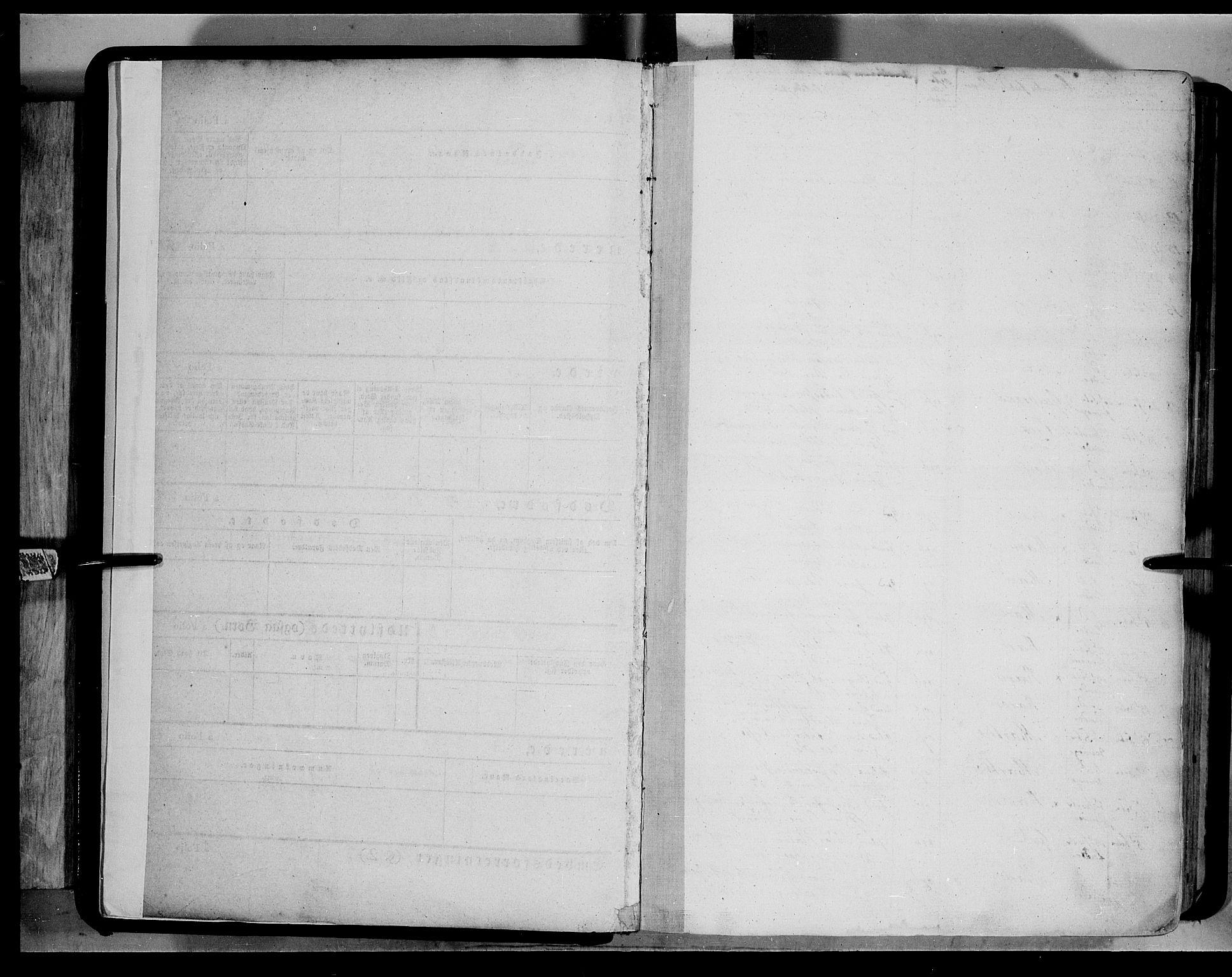 SAH, Jevnaker prestekontor, Ministerialbok nr. 6, 1837-1857, s. 1