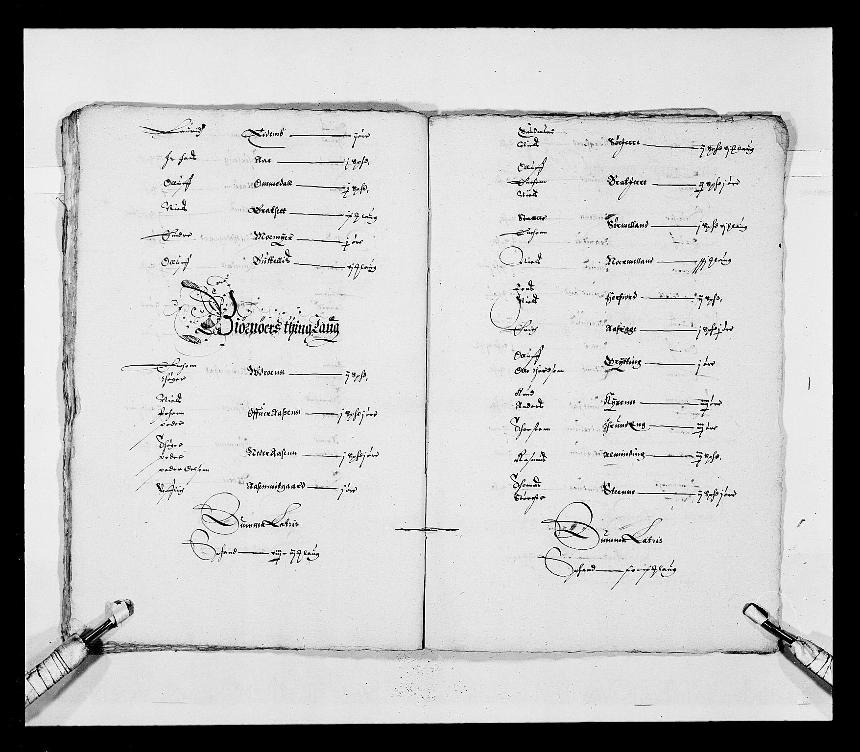 RA, Stattholderembetet 1572-1771, Ek/L0028: Jordebøker 1633-1658:, 1645-1646, s. 72