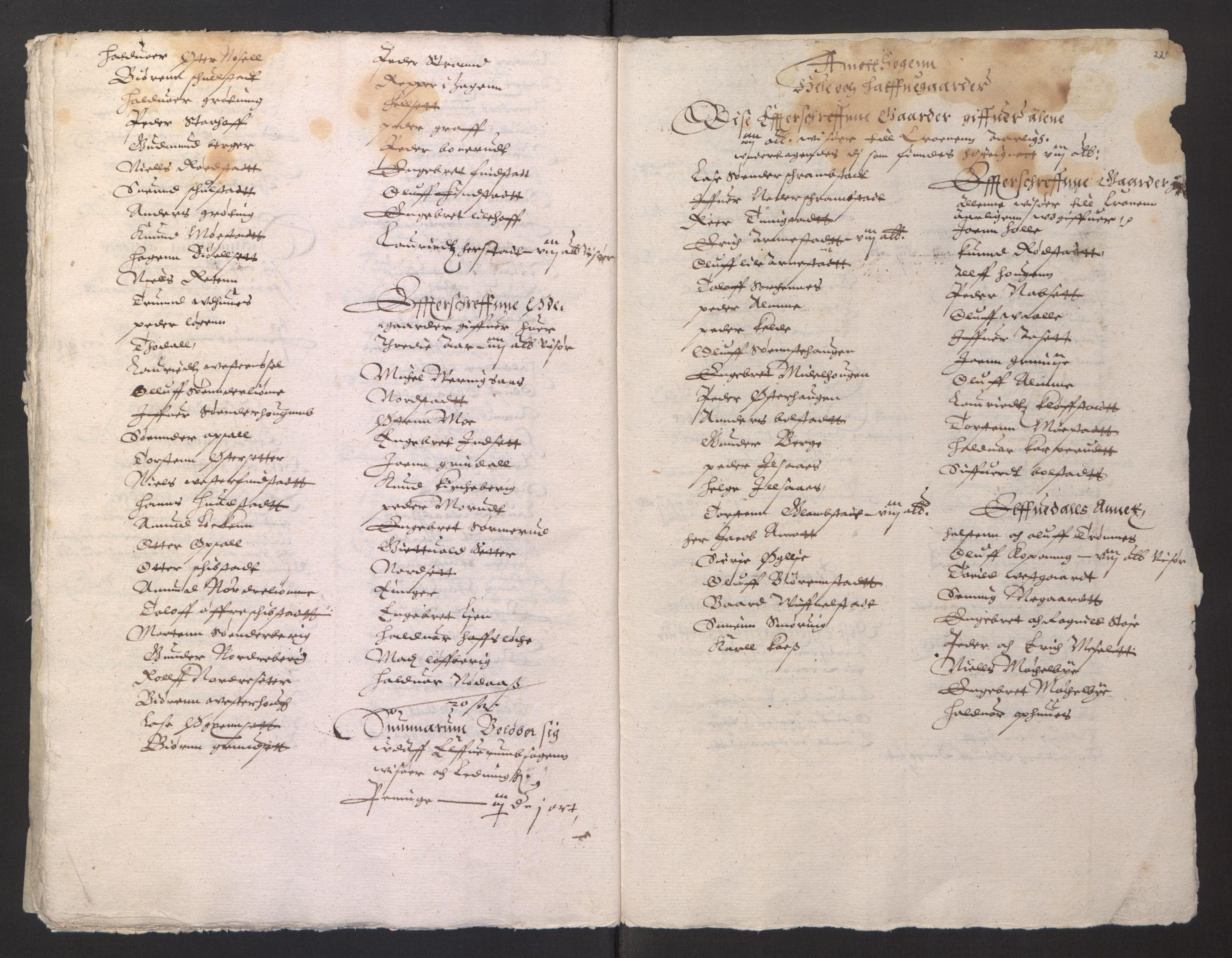 RA, Stattholderembetet 1572-1771, Ek/L0001: Jordebøker før 1624 og til utligning av garnisonsskatt 1624-1626:, 1624-1625, s. 62