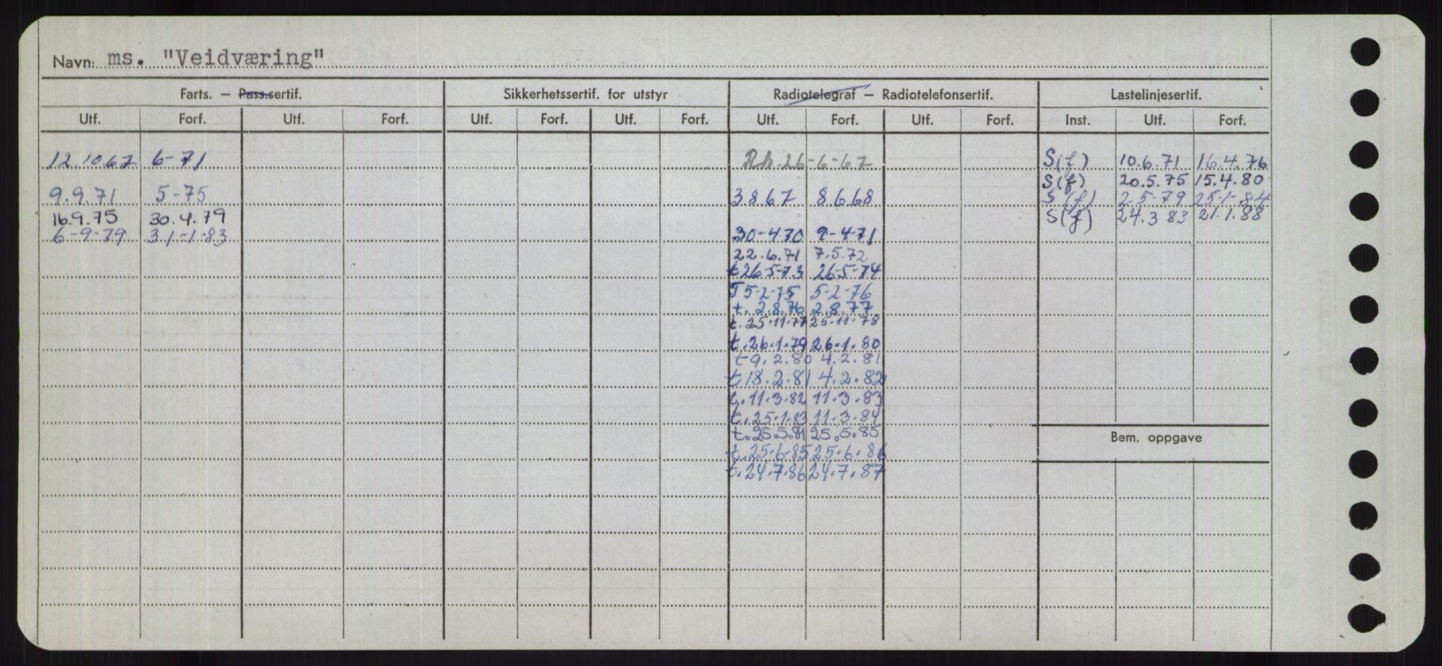 RA, Sjøfartsdirektoratet med forløpere, Skipsmålingen, H/Ha/L0006: Fartøy, Sver-Å, s. 218