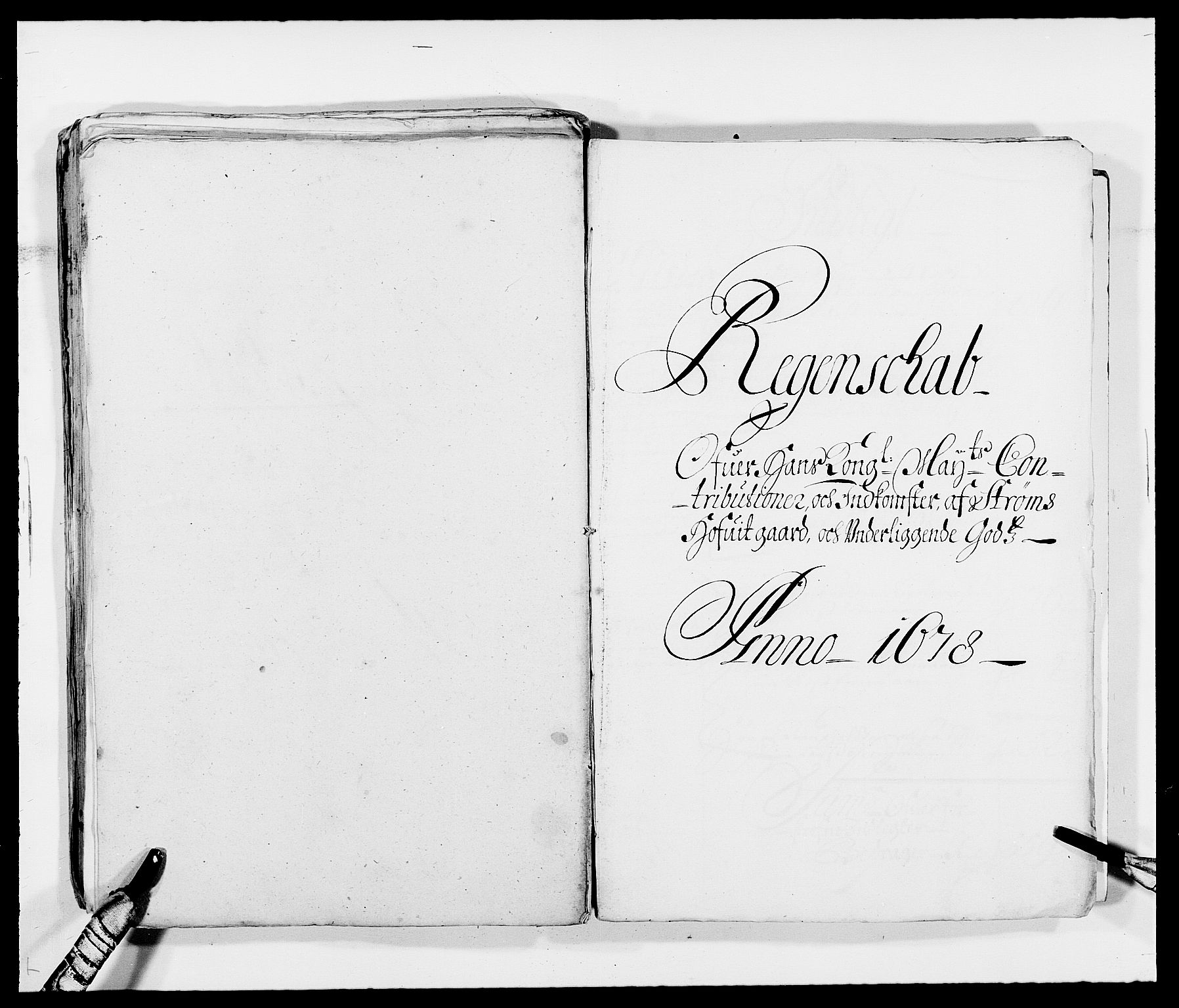 RA, Rentekammeret inntil 1814, Reviderte regnskaper, Fogderegnskap, R32/L1845: Fogderegnskap Jarlsberg grevskap, 1676-1678, s. 74