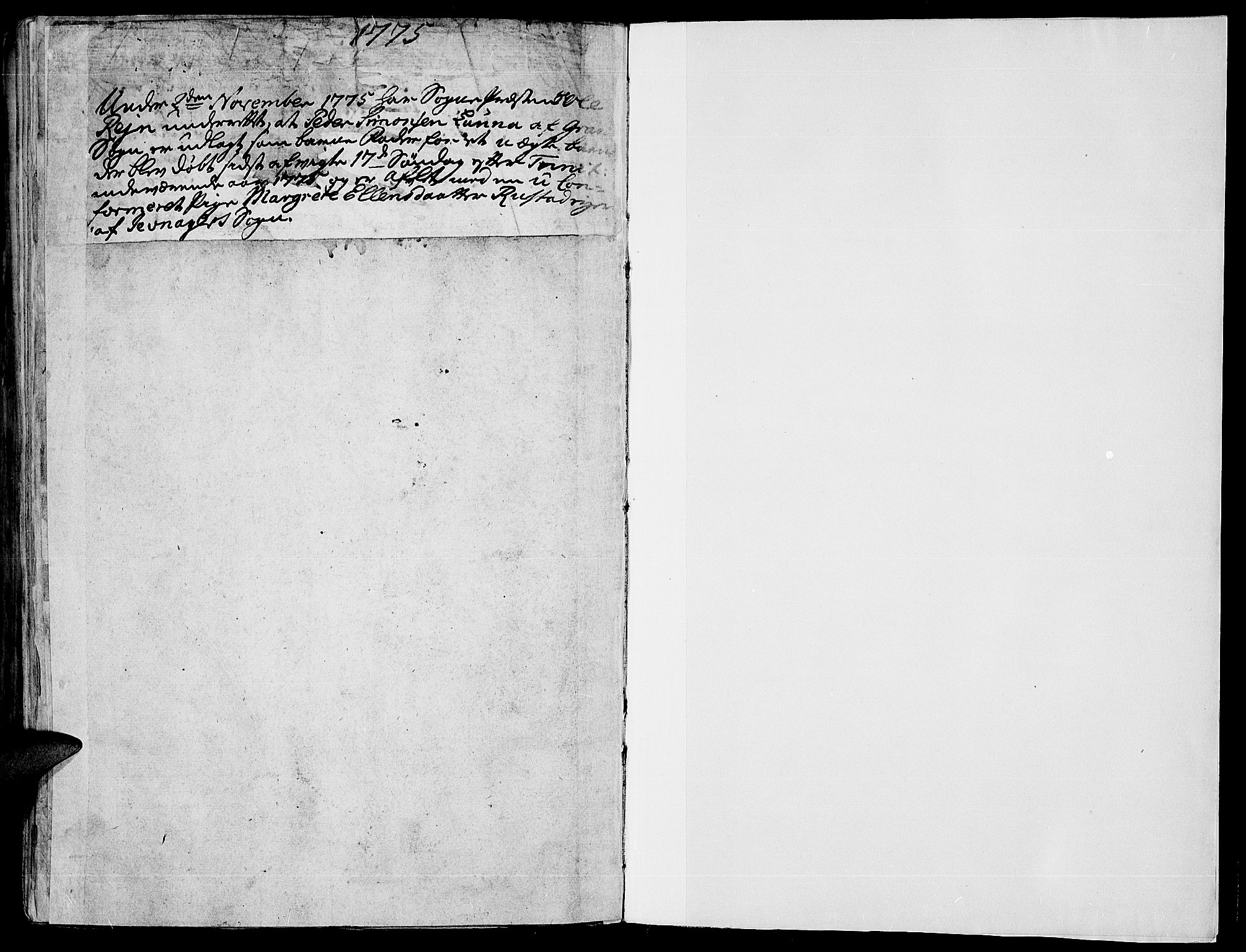 SAH, Gran prestekontor, Ministerialbok nr. 4, 1759-1775, s. 278