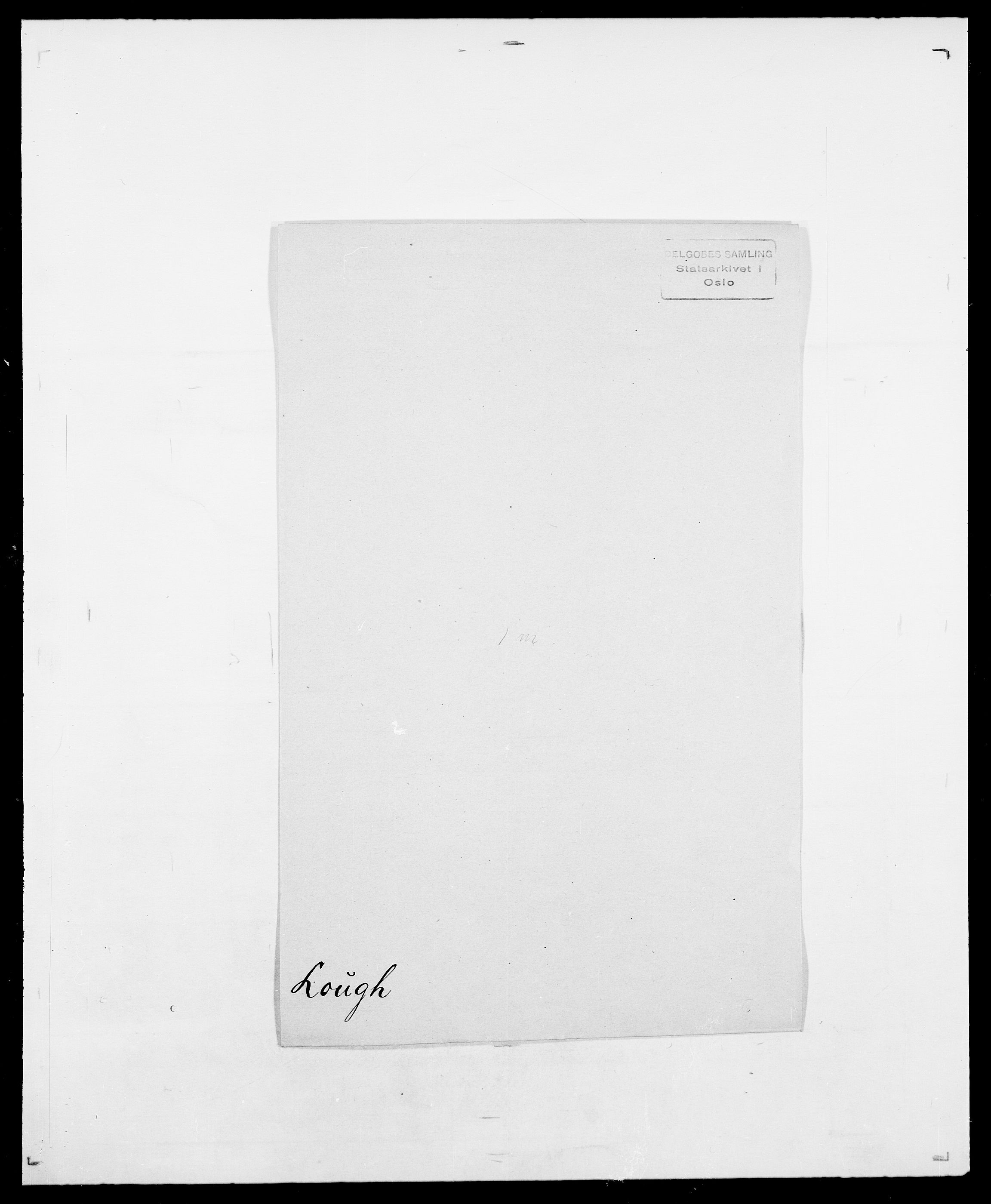 SAO, Delgobe, Charles Antoine - samling, D/Da/L0024: Lobech - Lærum, s. 344