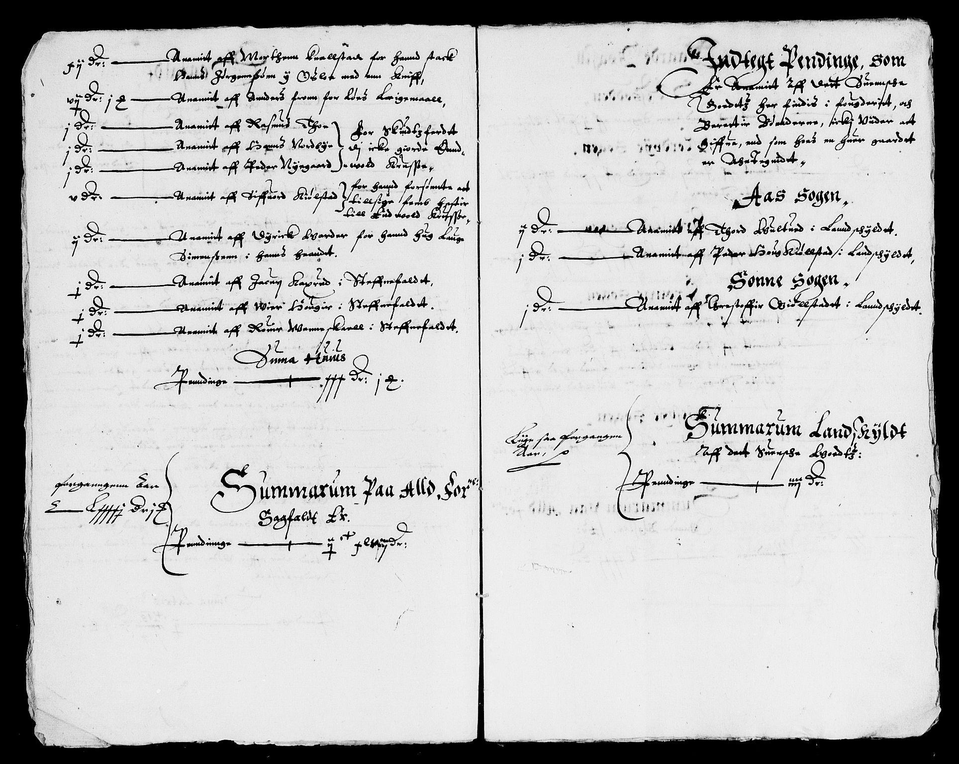 RA, Rentekammeret inntil 1814, Reviderte regnskaper, Lensregnskaper, R/Rb/Rba/L0030: Akershus len, 1612-1613
