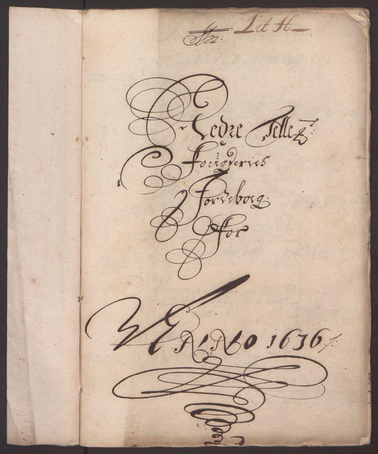 RA, Rentekammeret inntil 1814, Reviderte regnskaper, Fogderegnskap, R35/L2066: Fogderegnskap Øvre og Nedre Telemark, 1676, s. 165
