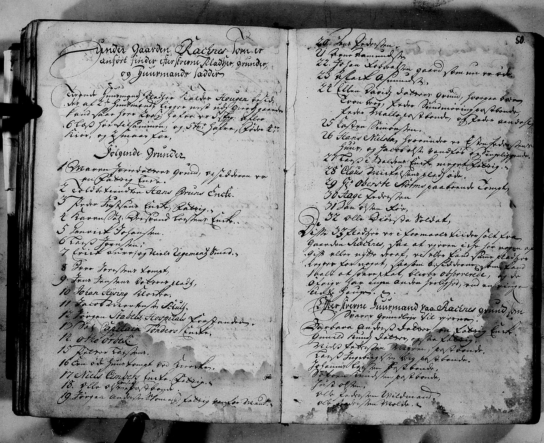 RA, Rentekammeret inntil 1814, Realistisk ordnet avdeling, N/Nb/Nbf/L0152: Romsdal eksaminasjonsprotokoll, 1724, s. 48