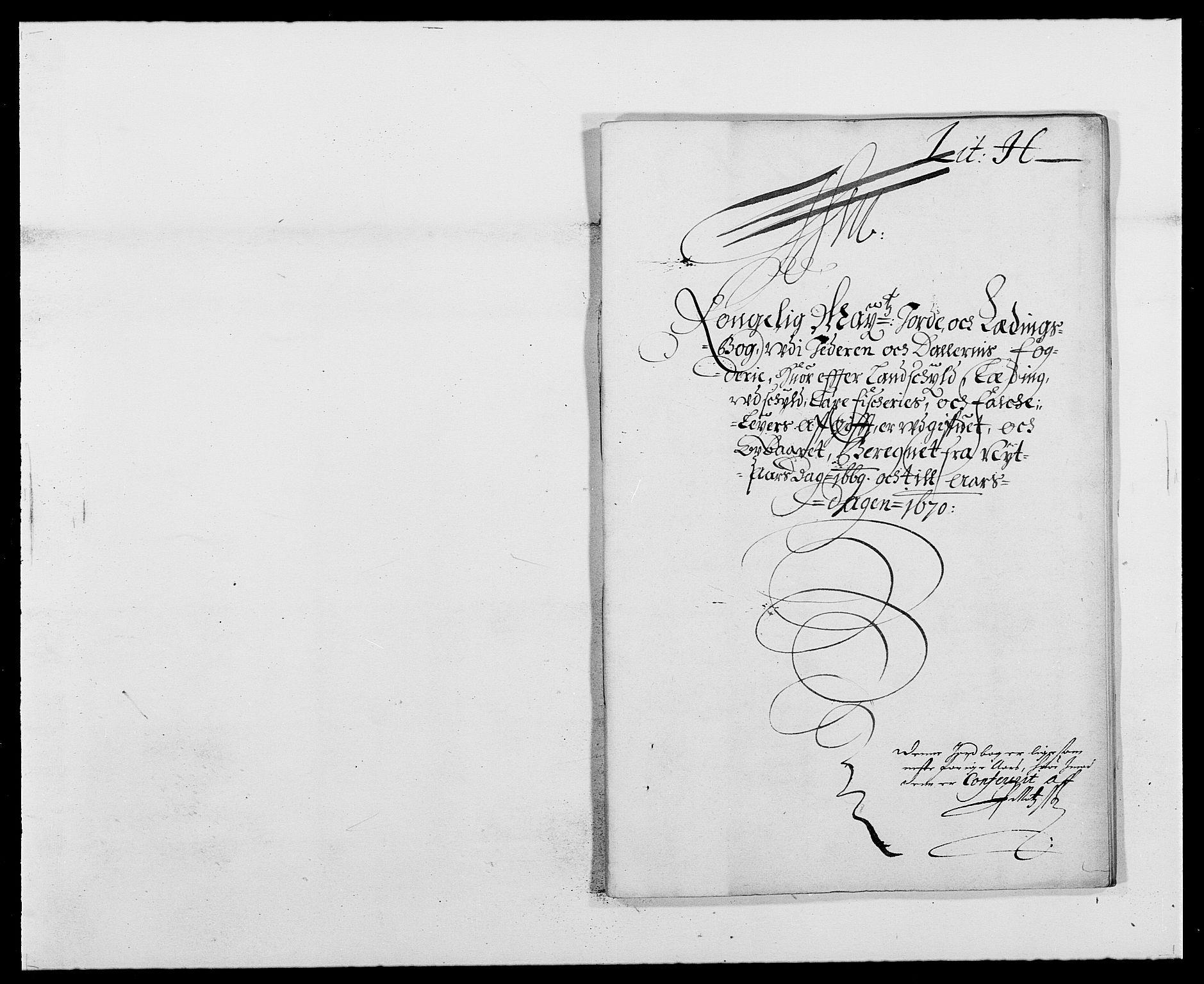 RA, Rentekammeret inntil 1814, Reviderte regnskaper, Fogderegnskap, R46/L2711: Fogderegnskap Jæren og Dalane, 1668-1670, s. 181