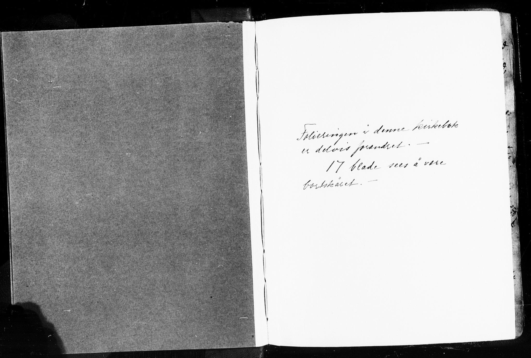 SAST, Domkirken sokneprestkontor, 30/30BB/L0003: Klokkerbok nr. B 3, 1733-1751