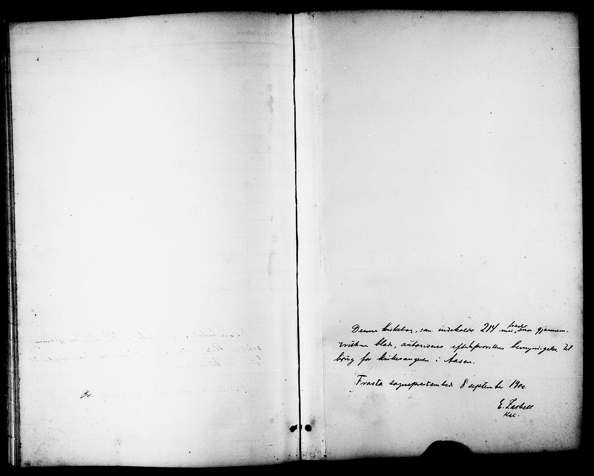 SAT, Ministerialprotokoller, klokkerbøker og fødselsregistre - Nord-Trøndelag, 714/L0135: Klokkerbok nr. 714C04, 1899-1918