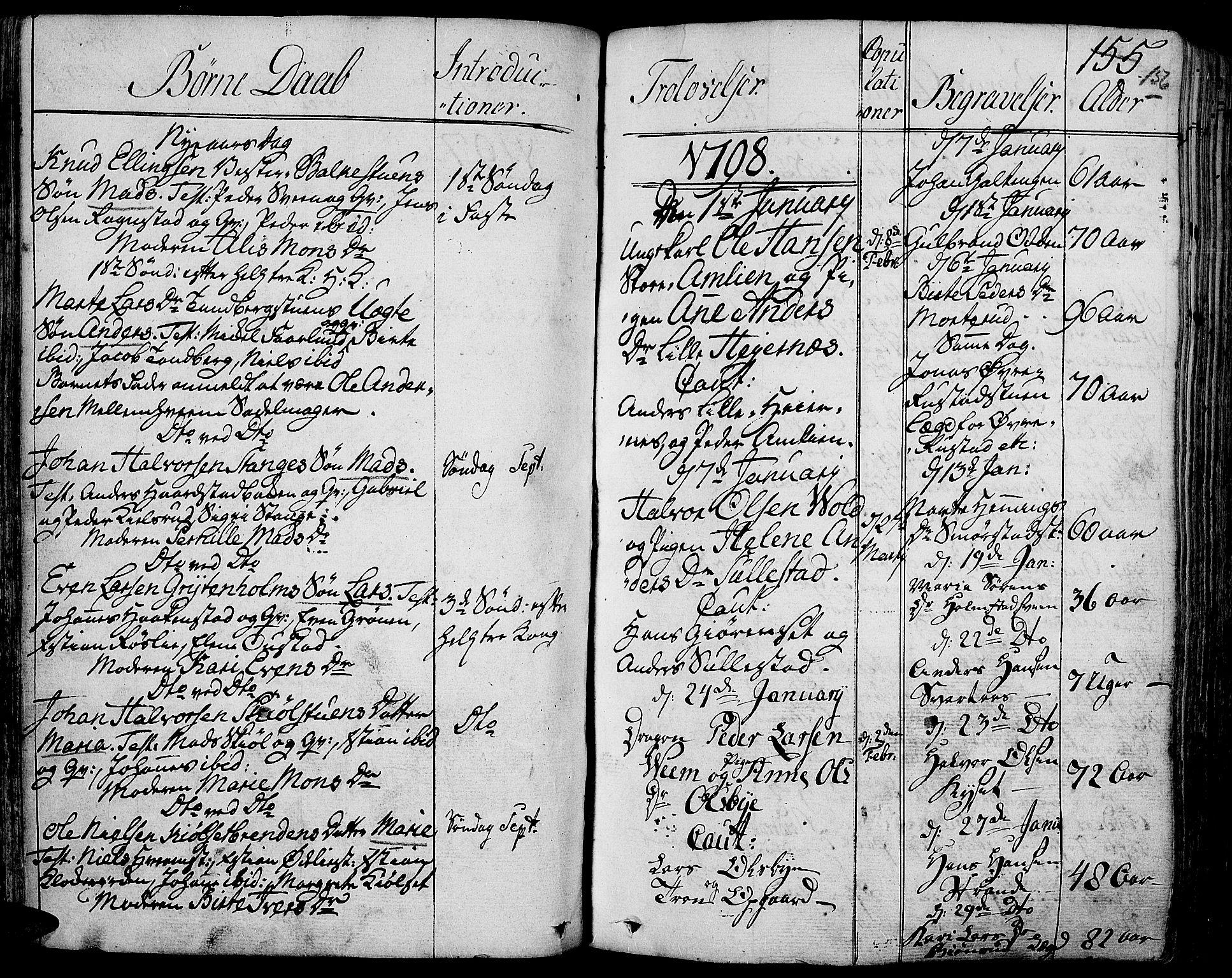 SAH, Toten prestekontor, Ministerialbok nr. 7, 1794-1809, s. 156